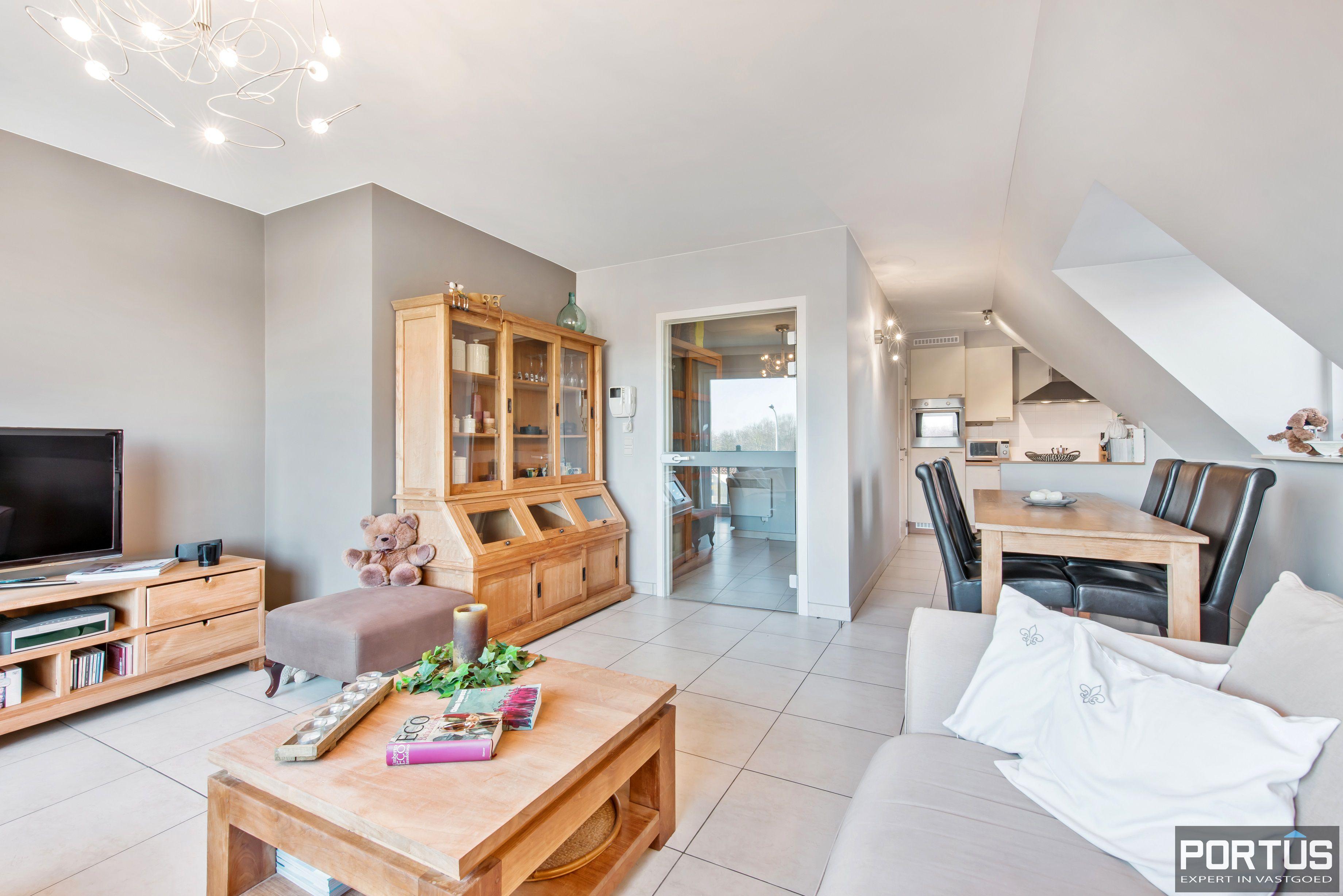 Instapklare duplex met 2 slaapkamers te koop te Nieuwpoort - 10854