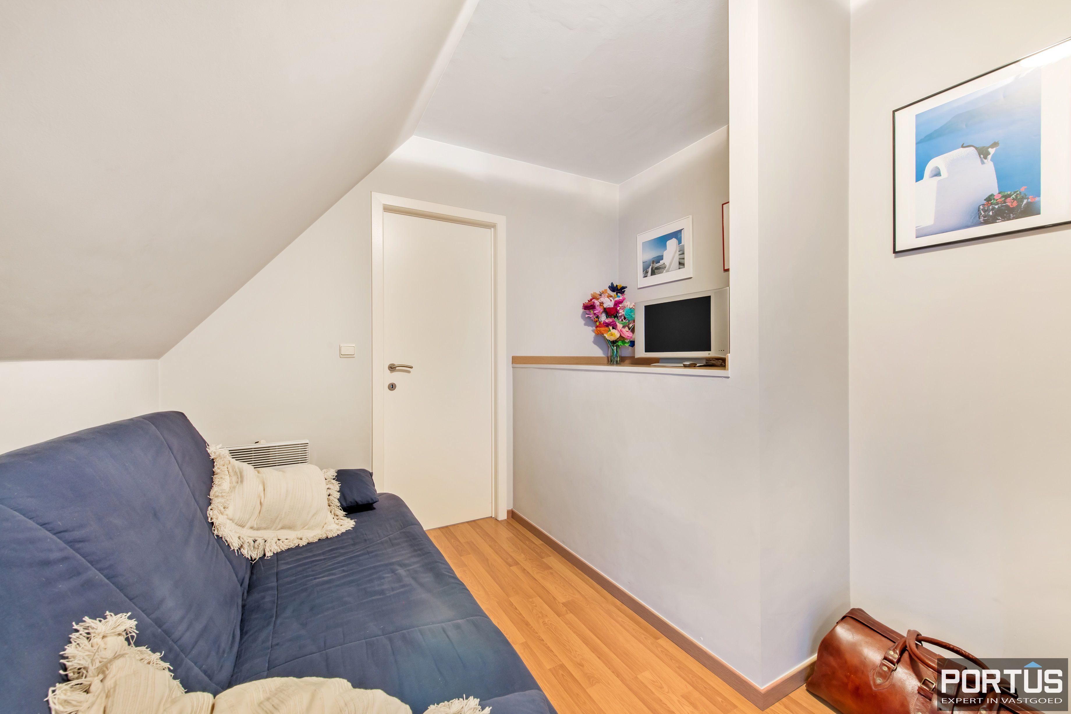 Instapklare duplex met 2 slaapkamers te koop te Nieuwpoort - 10859