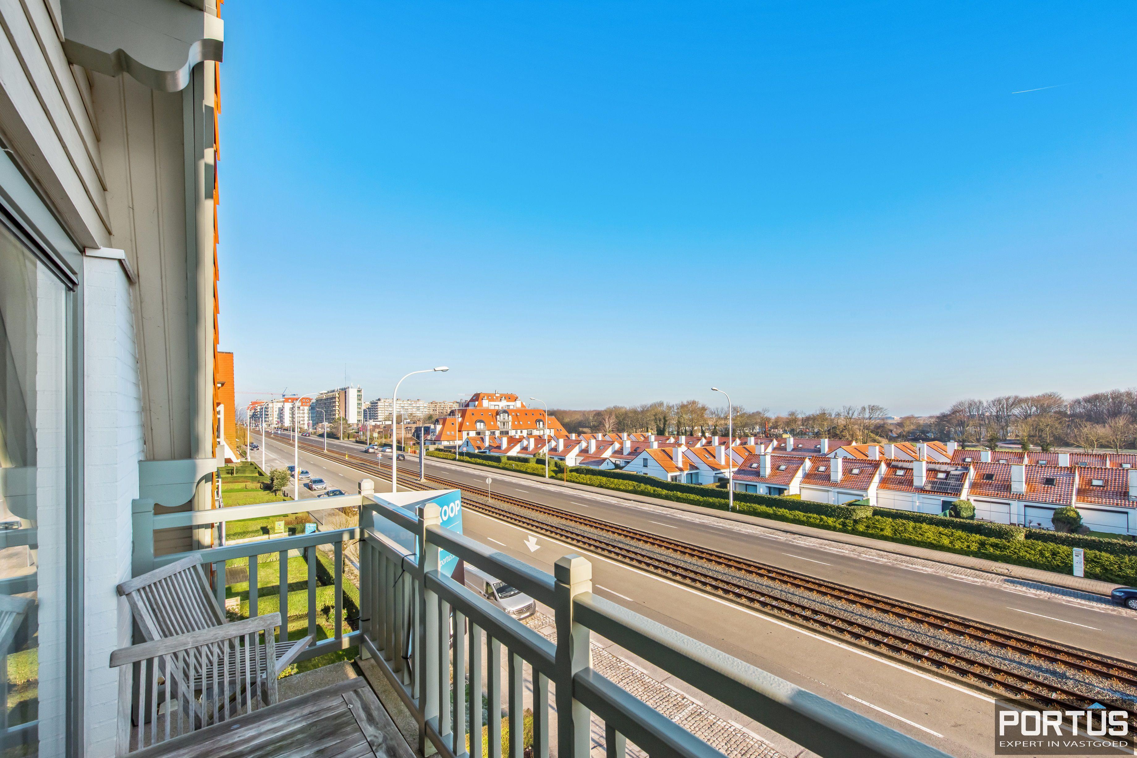Instapklare duplex met 2 slaapkamers te koop te Nieuwpoort - 10861