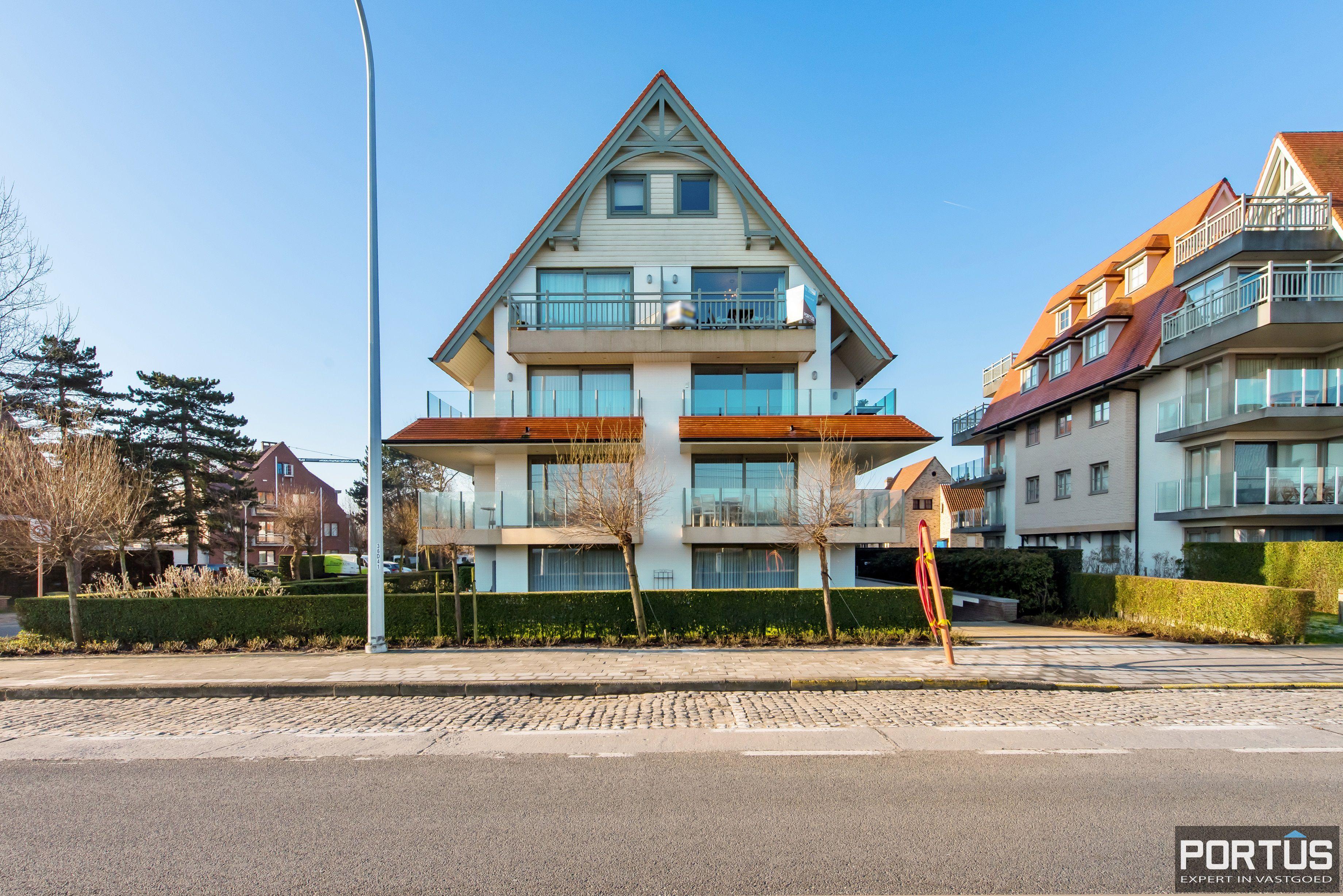 Instapklare duplex met 2 slaapkamers te koop te Nieuwpoort - 10864