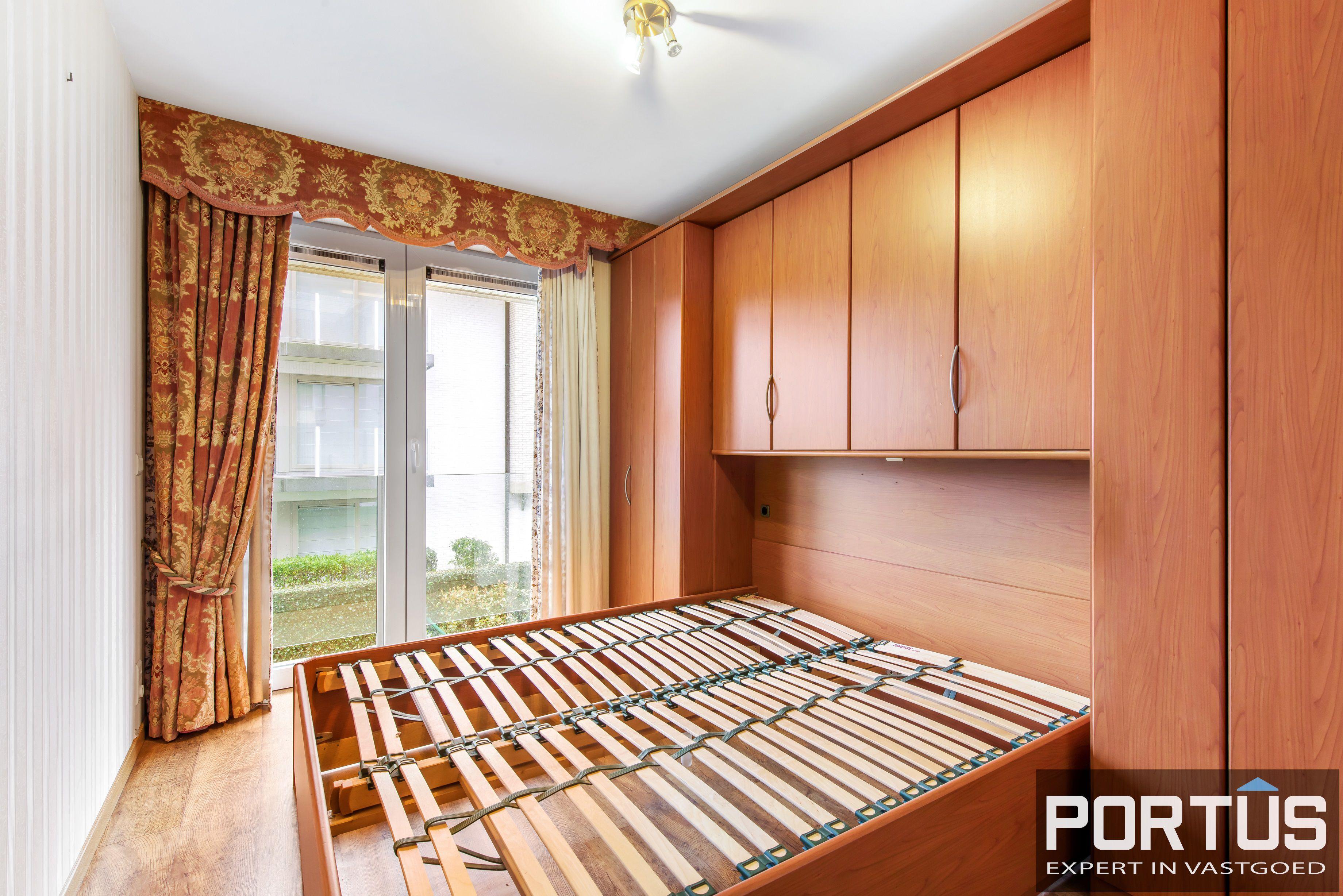 Zongerichte appartement met 2 slaapkamers te koop te Nieuwpoort - 10885