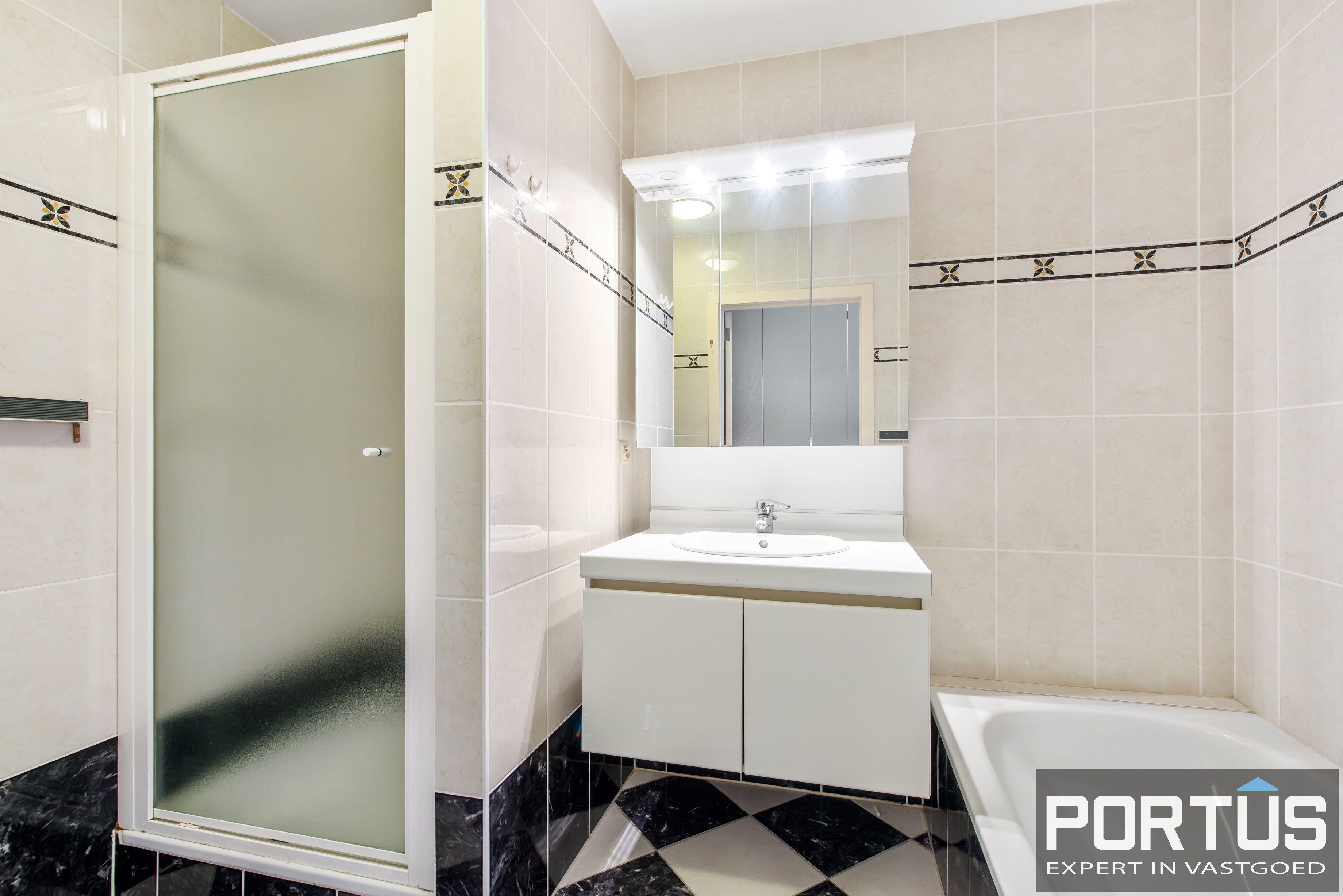 Zongerichte appartement met 2 slaapkamers te koop te Nieuwpoort - 10888