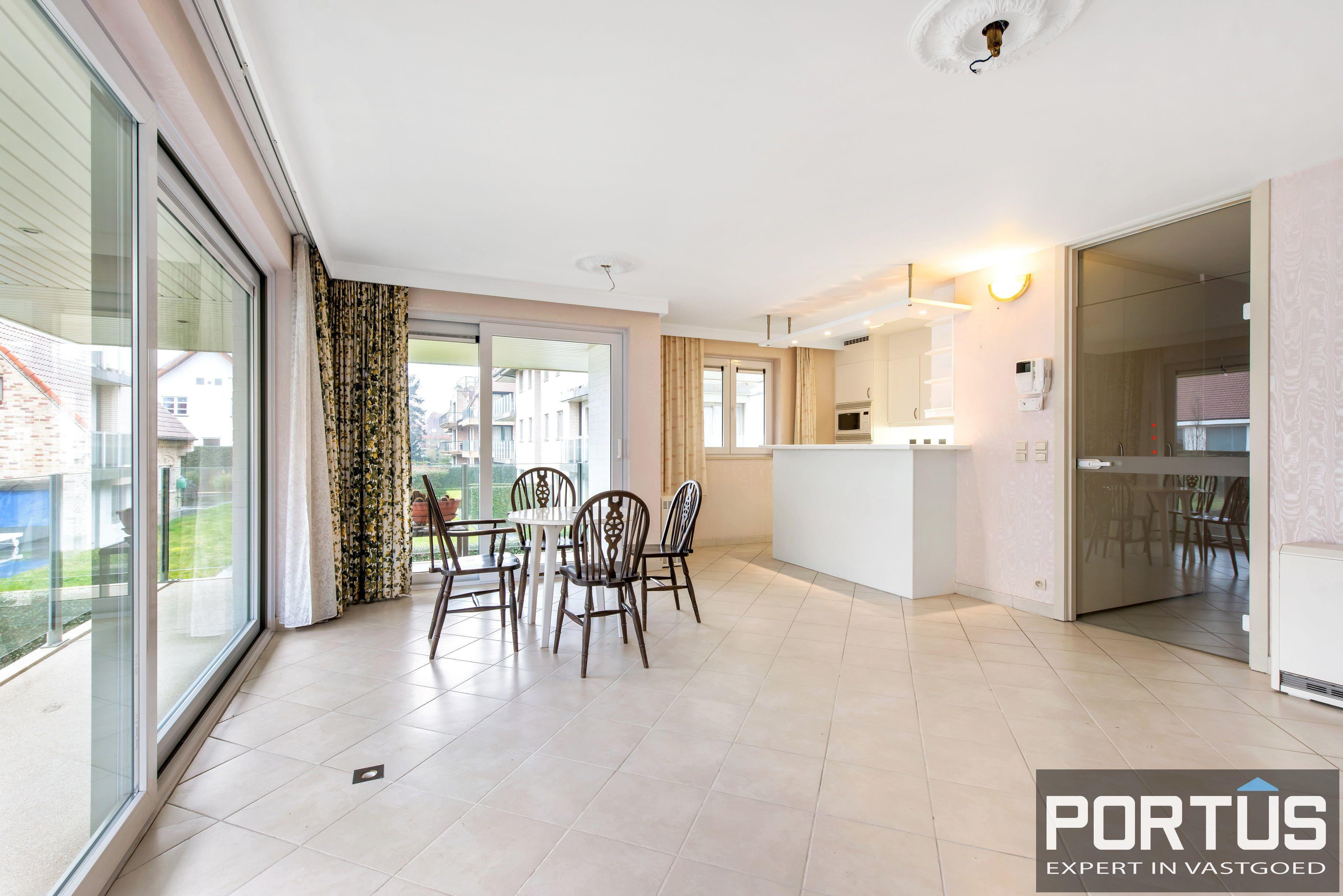 Zongerichte appartement met 2 slaapkamers te koop te Nieuwpoort - 10890