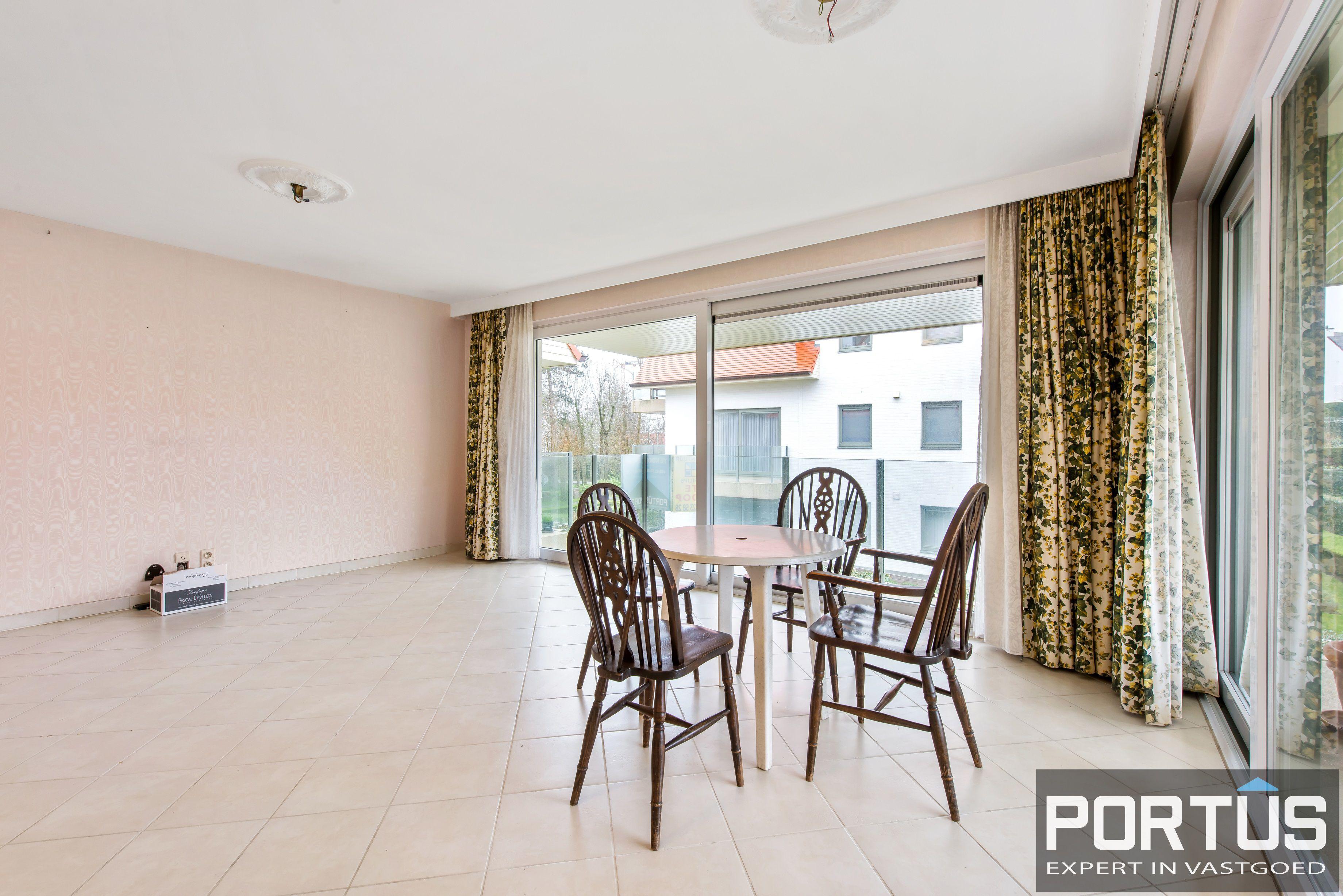 Zongerichte appartement met 2 slaapkamers te koop te Nieuwpoort - 10891