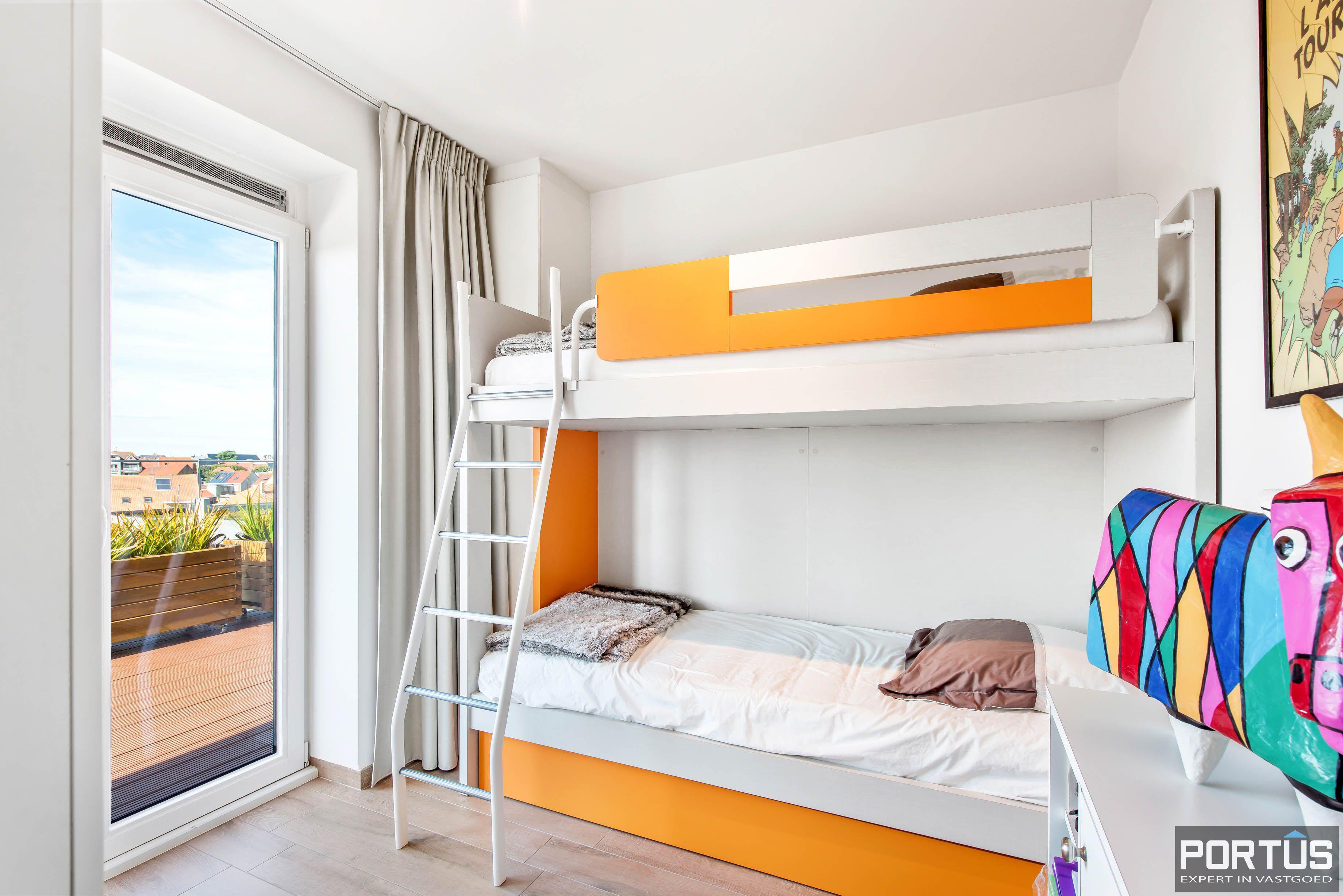 Exclusieve penthouse met 3 slaapkamers te koop te Nieuwpoort - 10926
