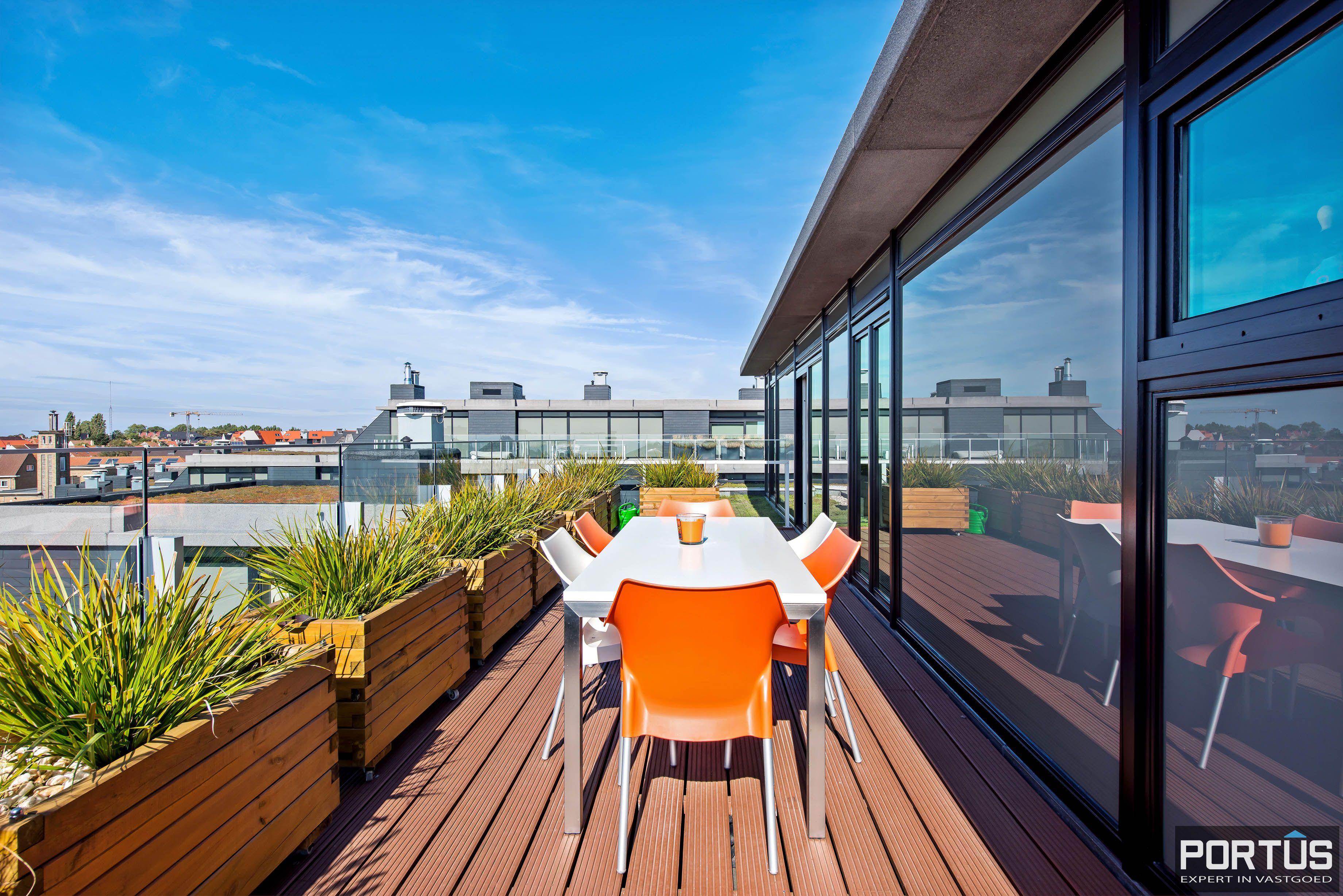 Exclusieve penthouse met 3 slaapkamers te koop te Nieuwpoort - 10931