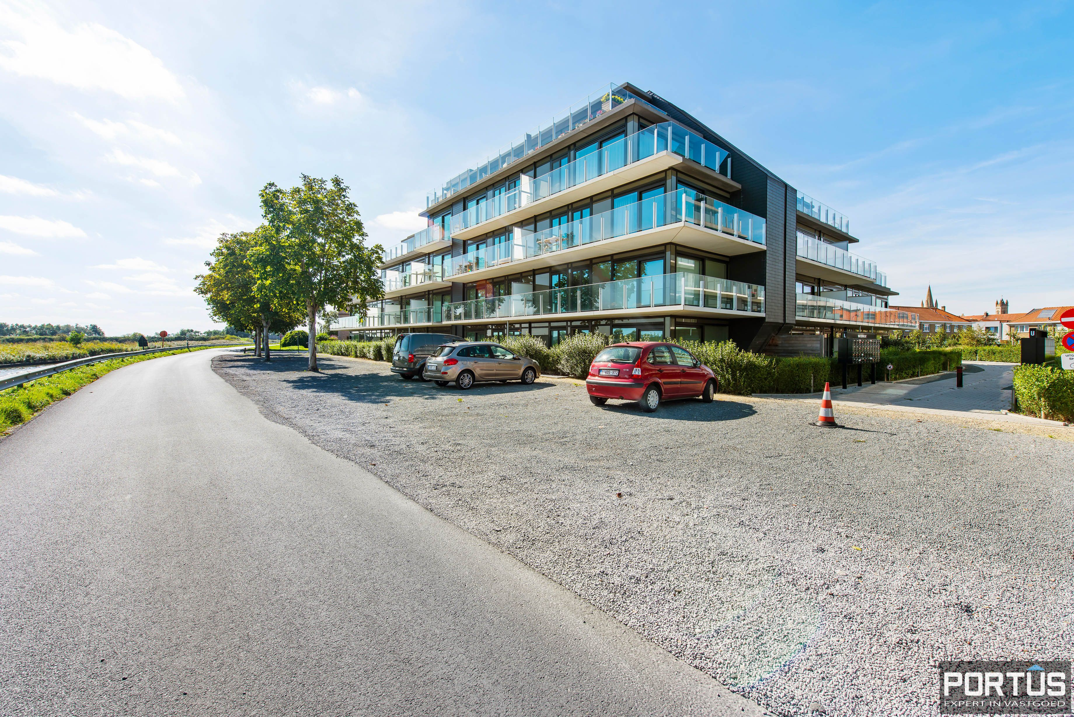 Exclusieve penthouse met 3 slaapkamers te koop te Nieuwpoort - 10941