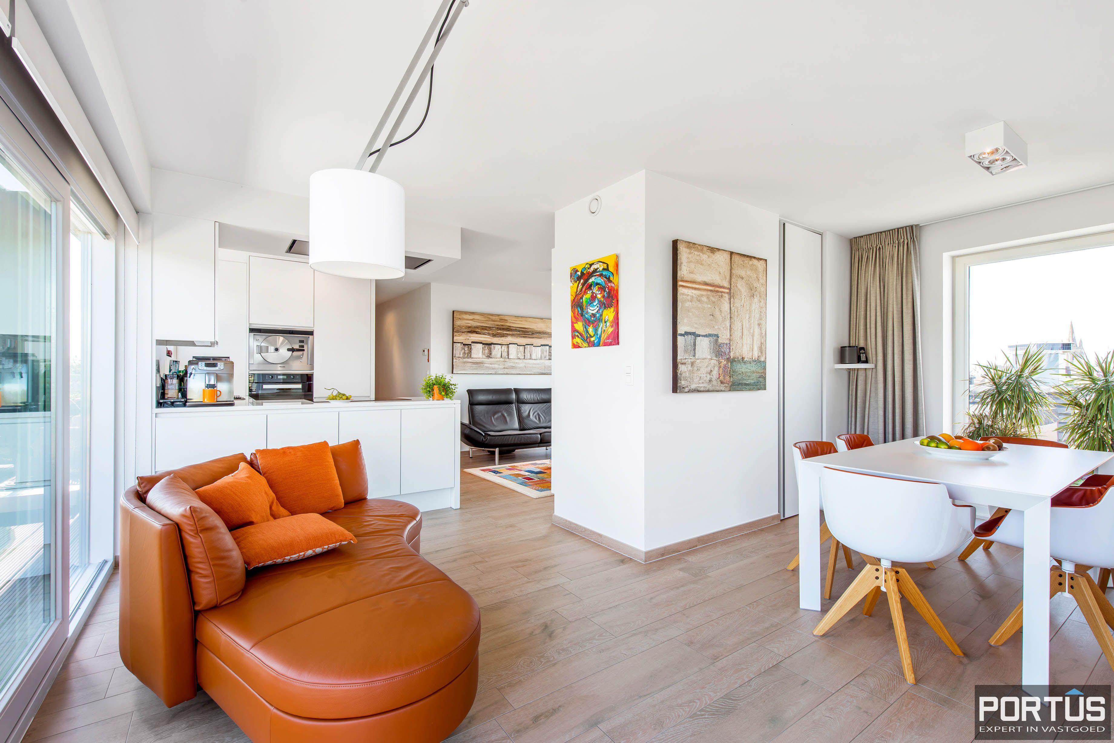 Exclusieve penthouse met 3 slaapkamers te koop te Nieuwpoort - 10942