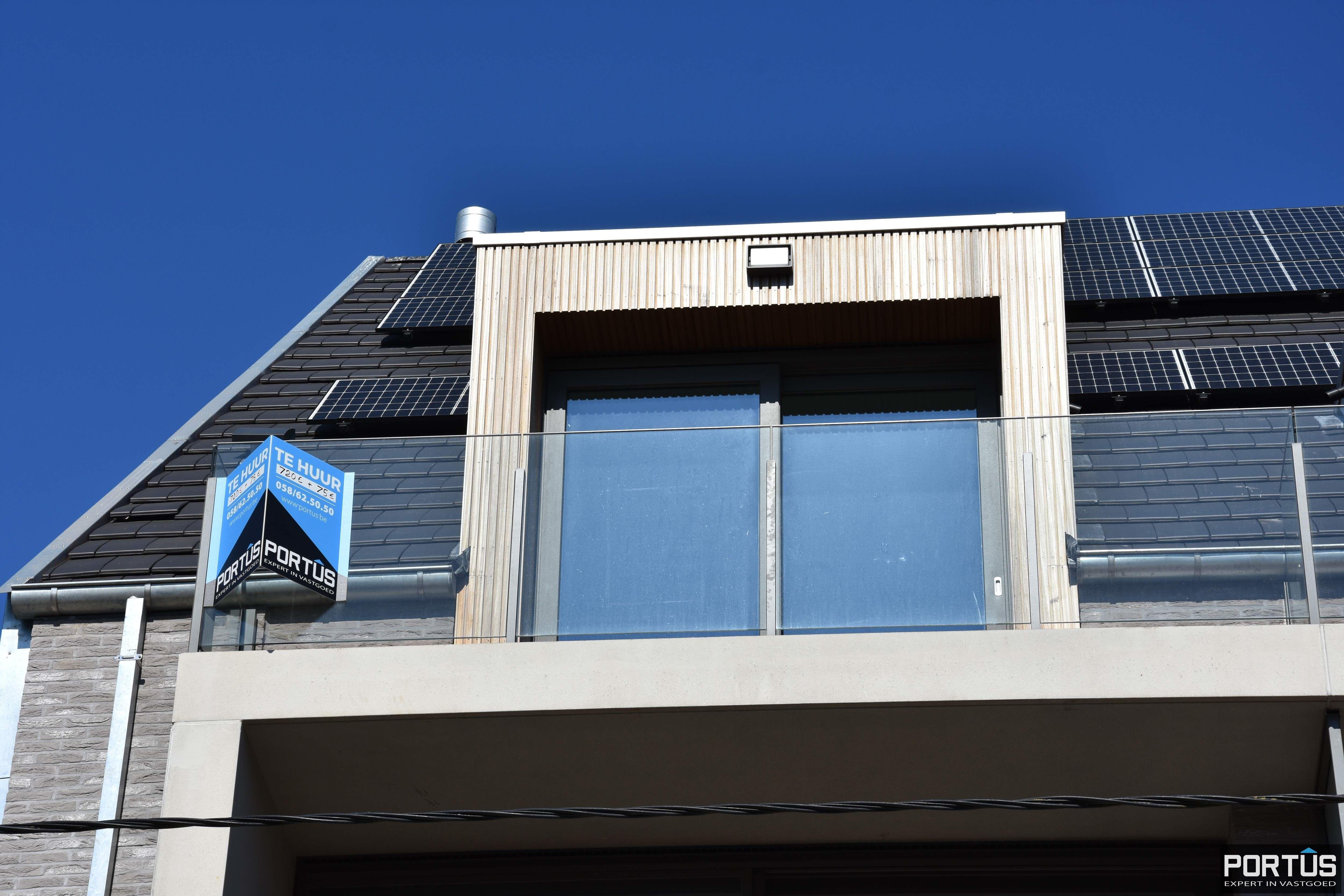 Nieuwbouw duplex-appartement met 2 slaapkamers te huur - 11002