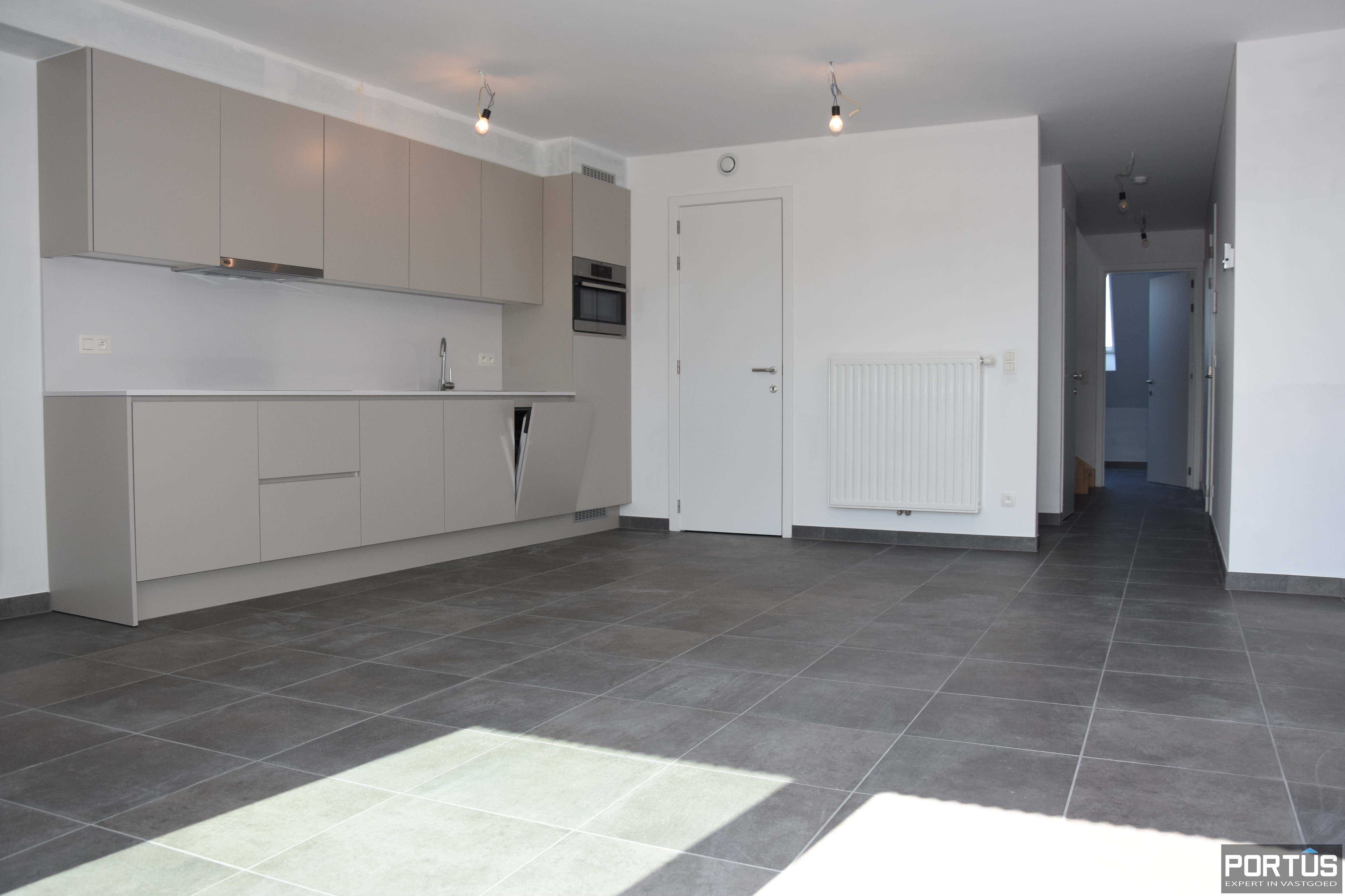 Nieuwbouw duplex-appartement met 2 slaapkamers te huur