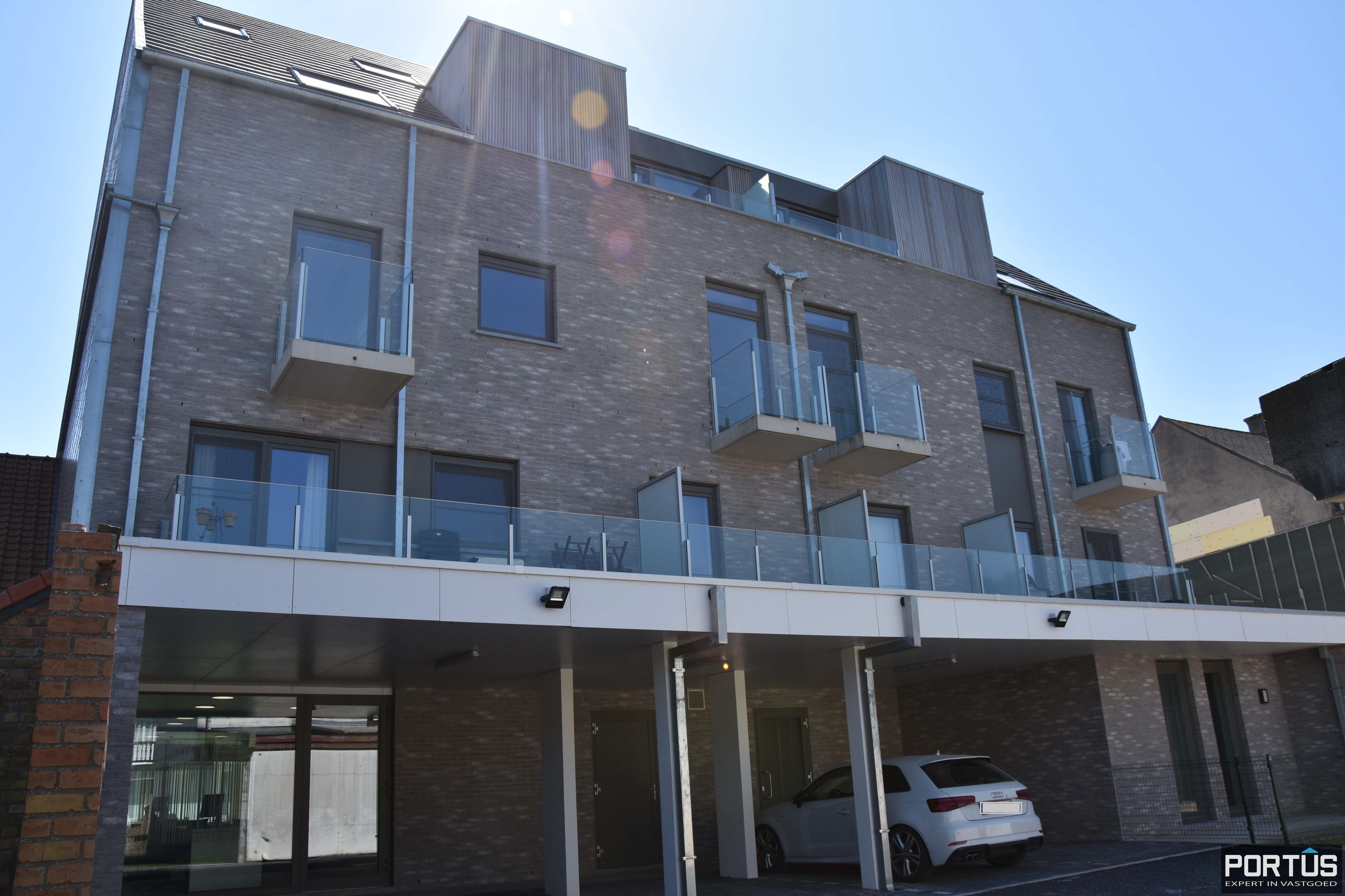 Nieuwbouw duplex-appartement met 2 slaapkamers te huur - 11016