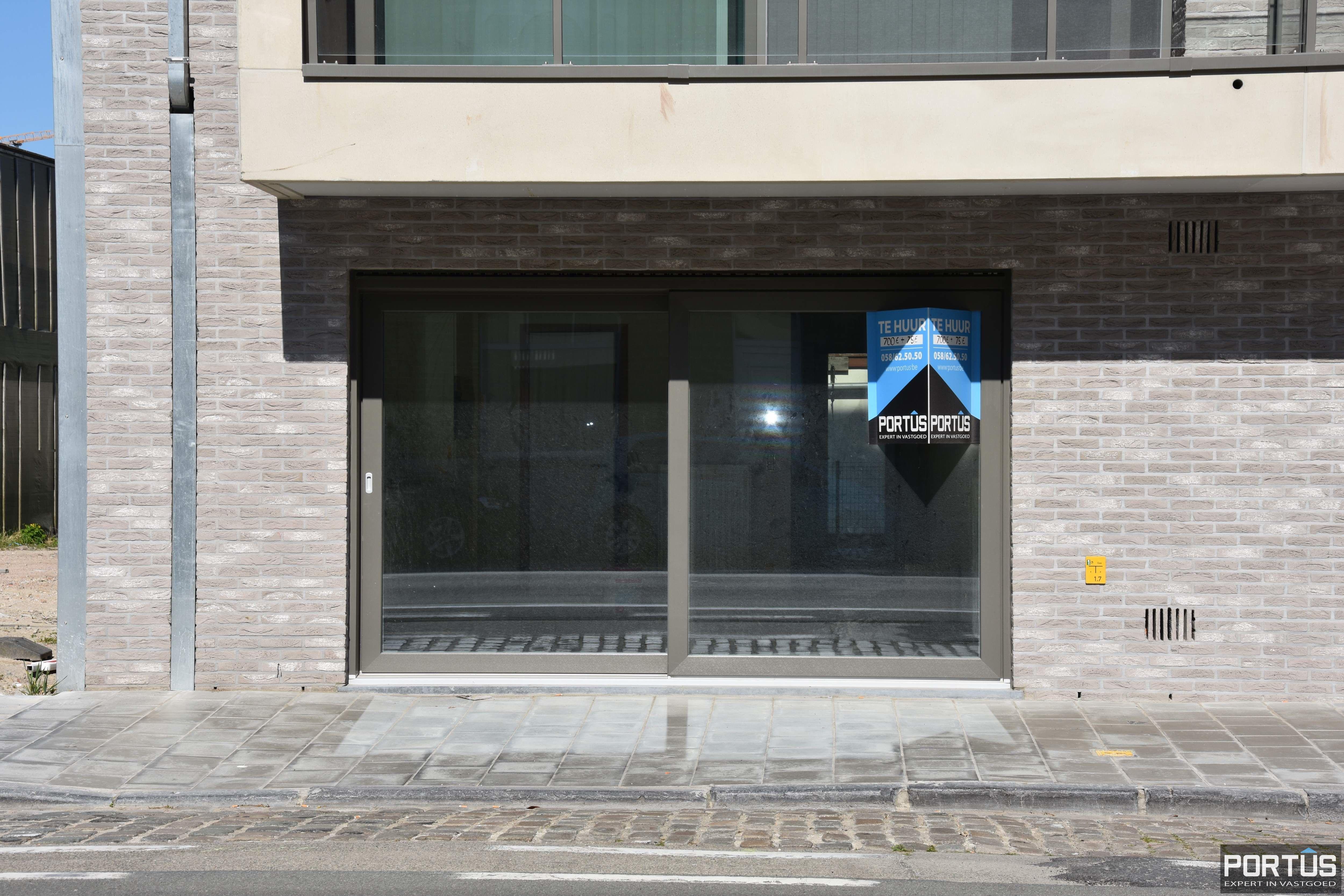 Nieuwbouwappartement met 2 slaapkamers te huur