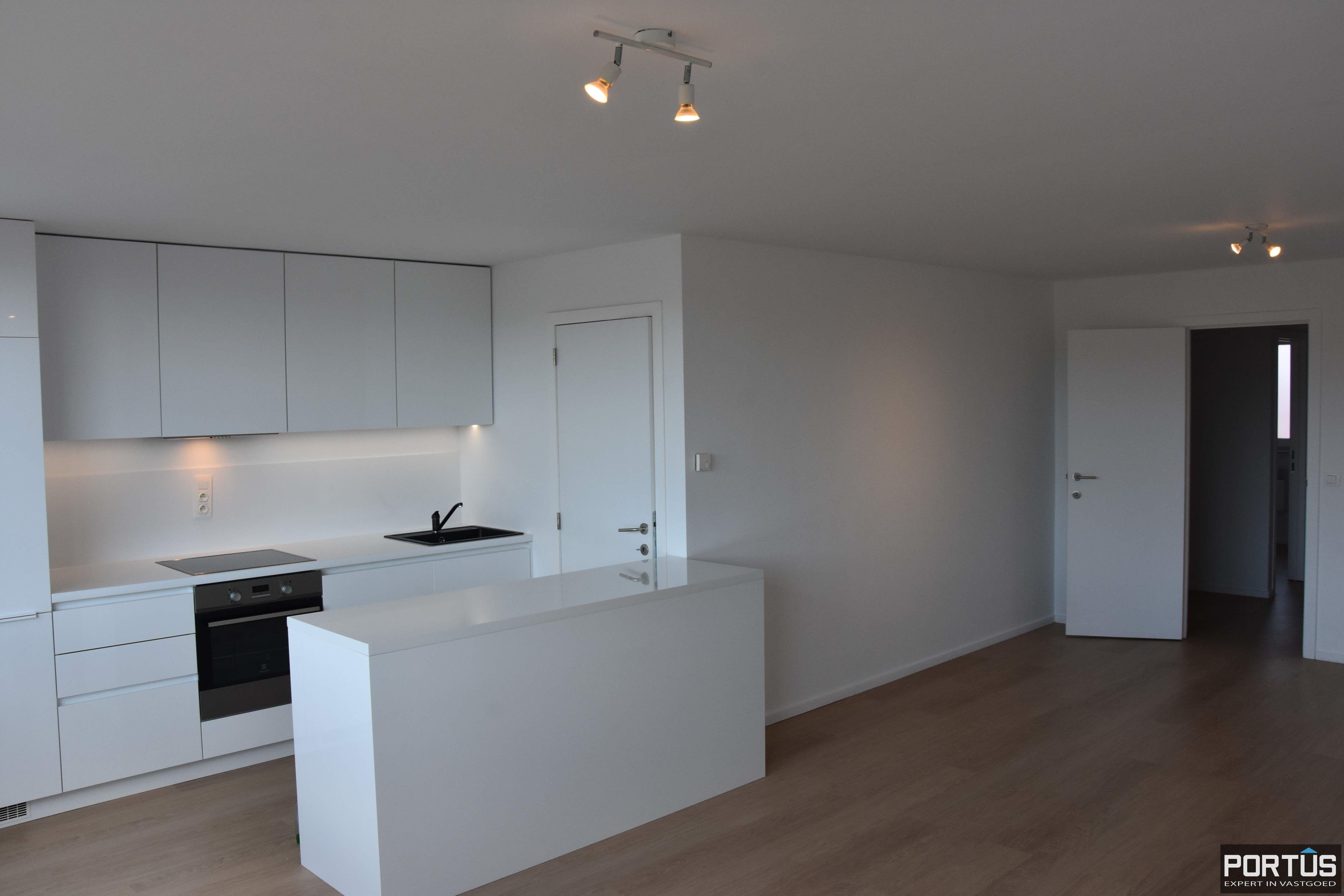 Appartement met 2 slaapkamers te huur te Nieuwpoort