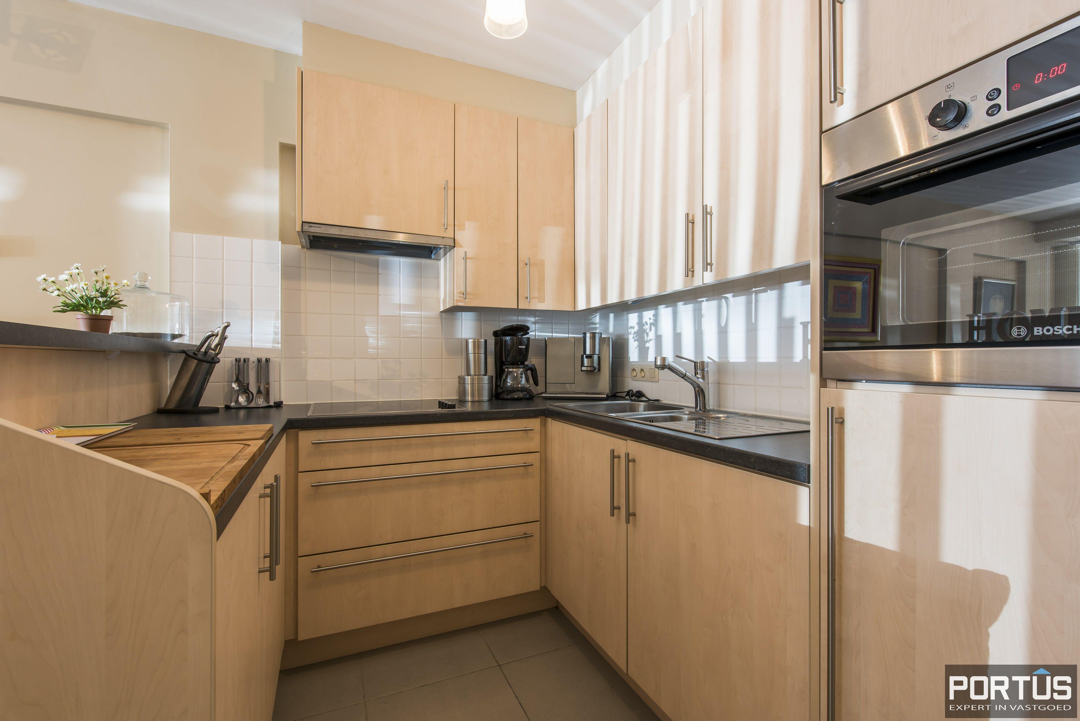 Instapklaar gelijkvloers appartement met 2 slaapkamers te koop te Nieuwpoort  - 11202