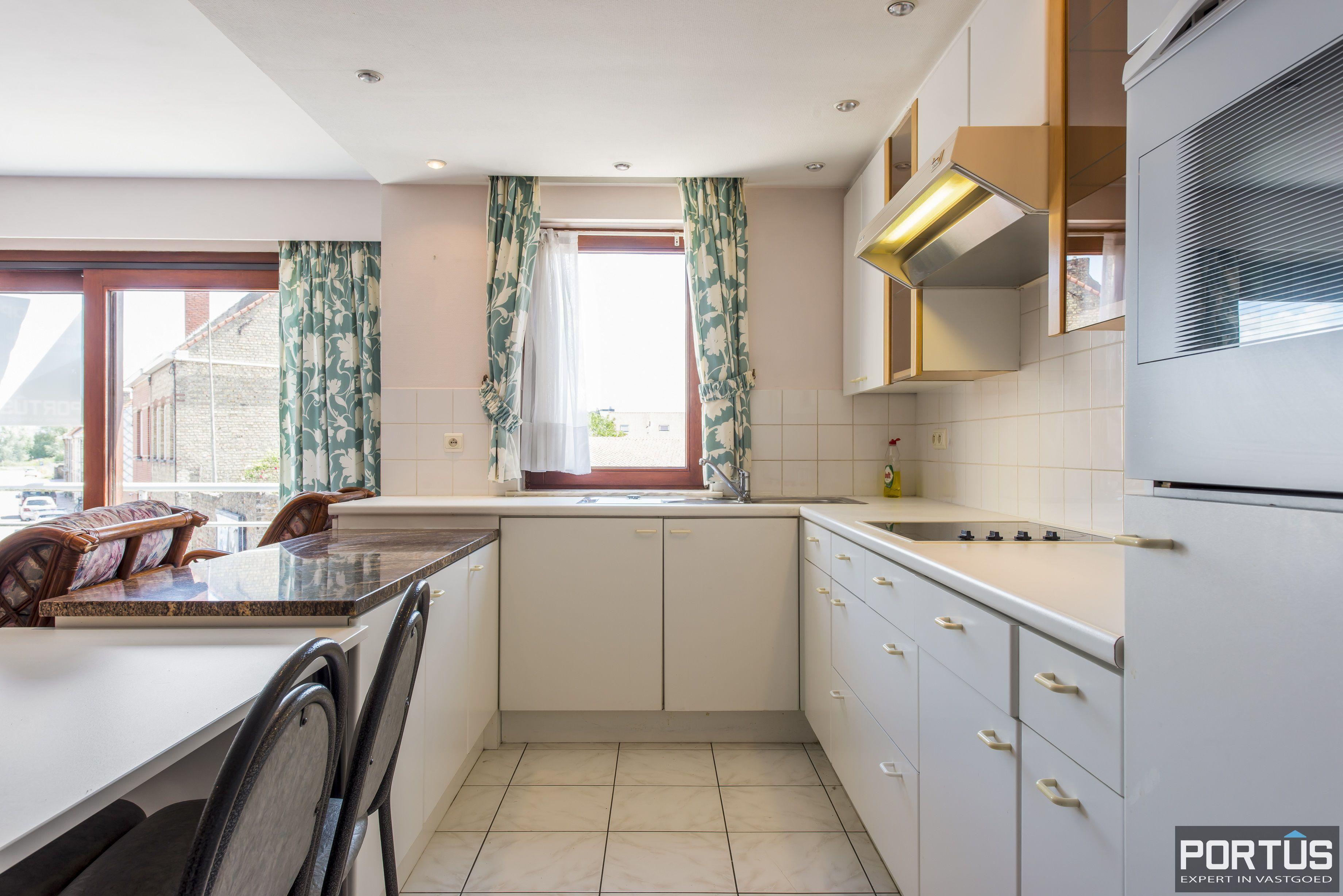 Ruim appartement met 2 slaapkamers te koop te Nieuwpoort-Stad - 11190