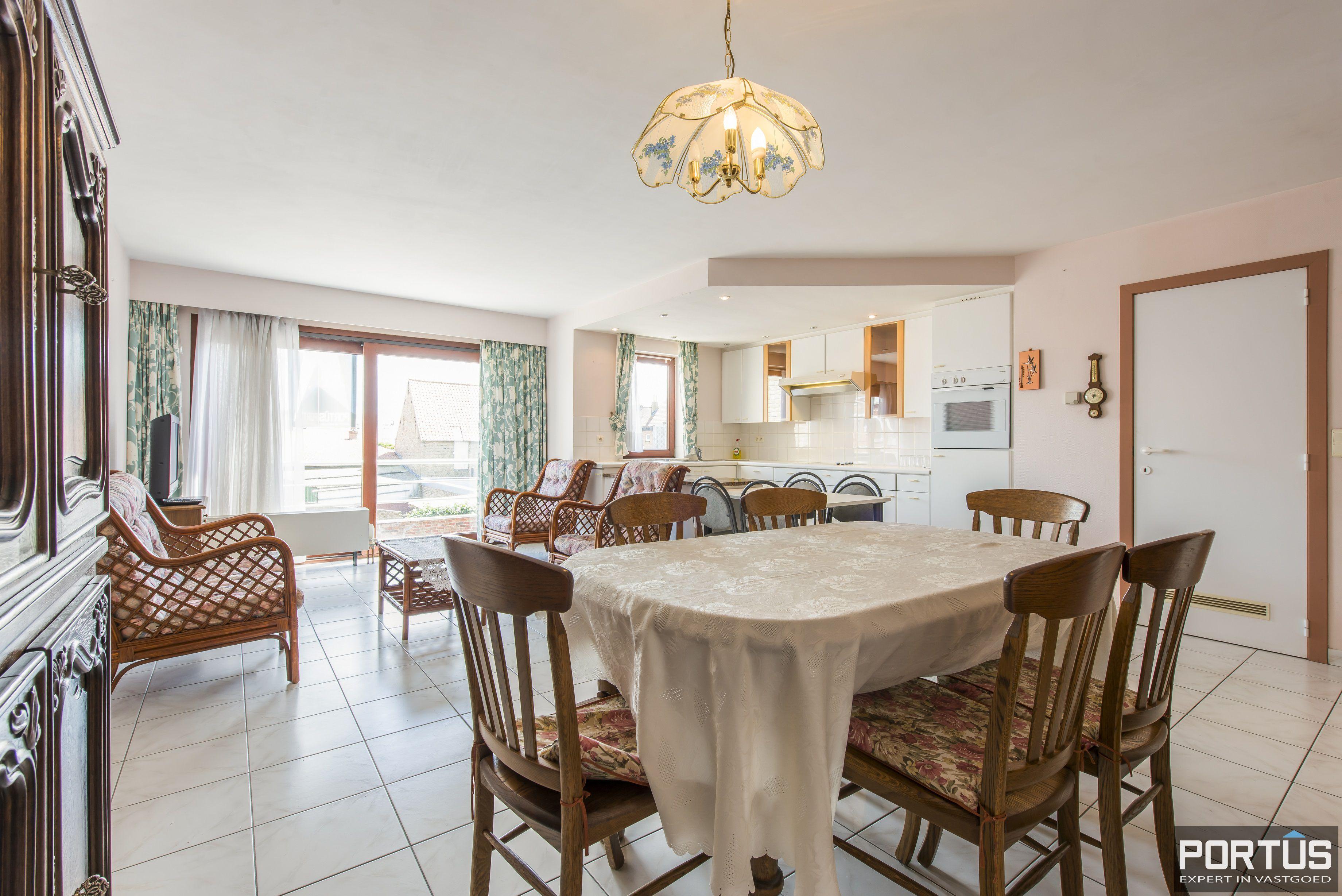 Ruim appartement met 2 slaapkamers te koop te Nieuwpoort-Stad - 11195