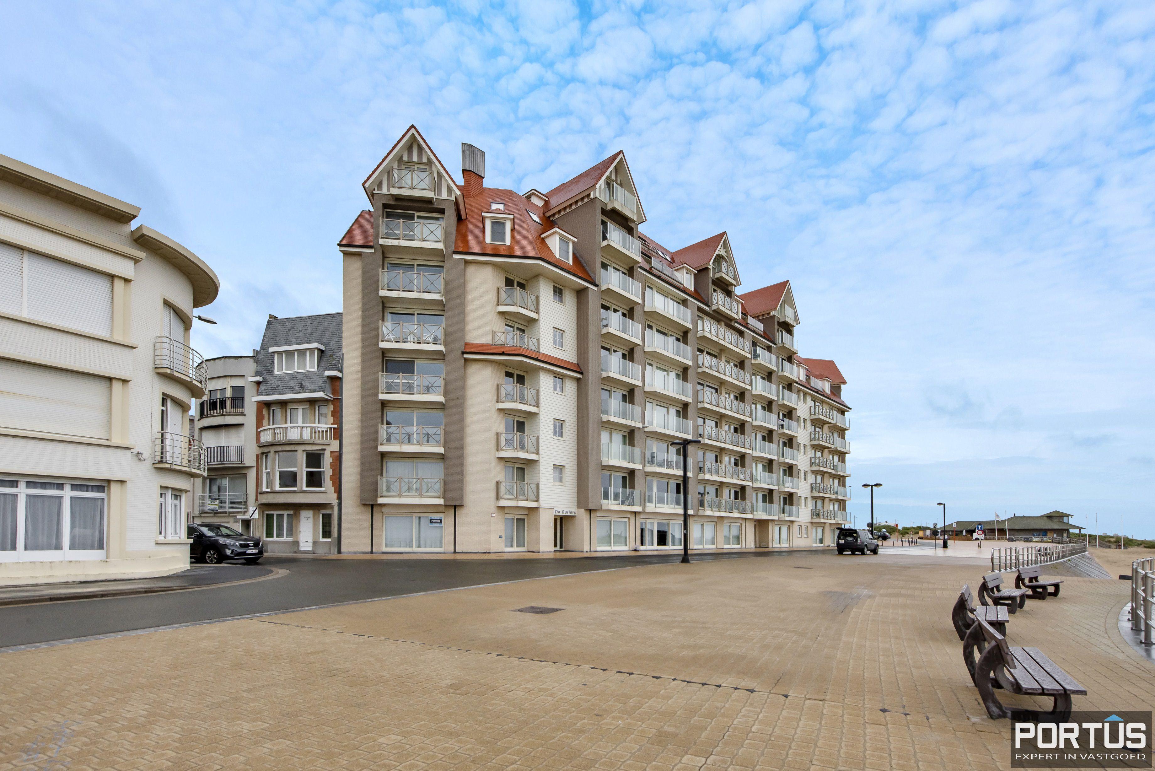 Recent appartement met zeezicht te koop te Westende - 11373