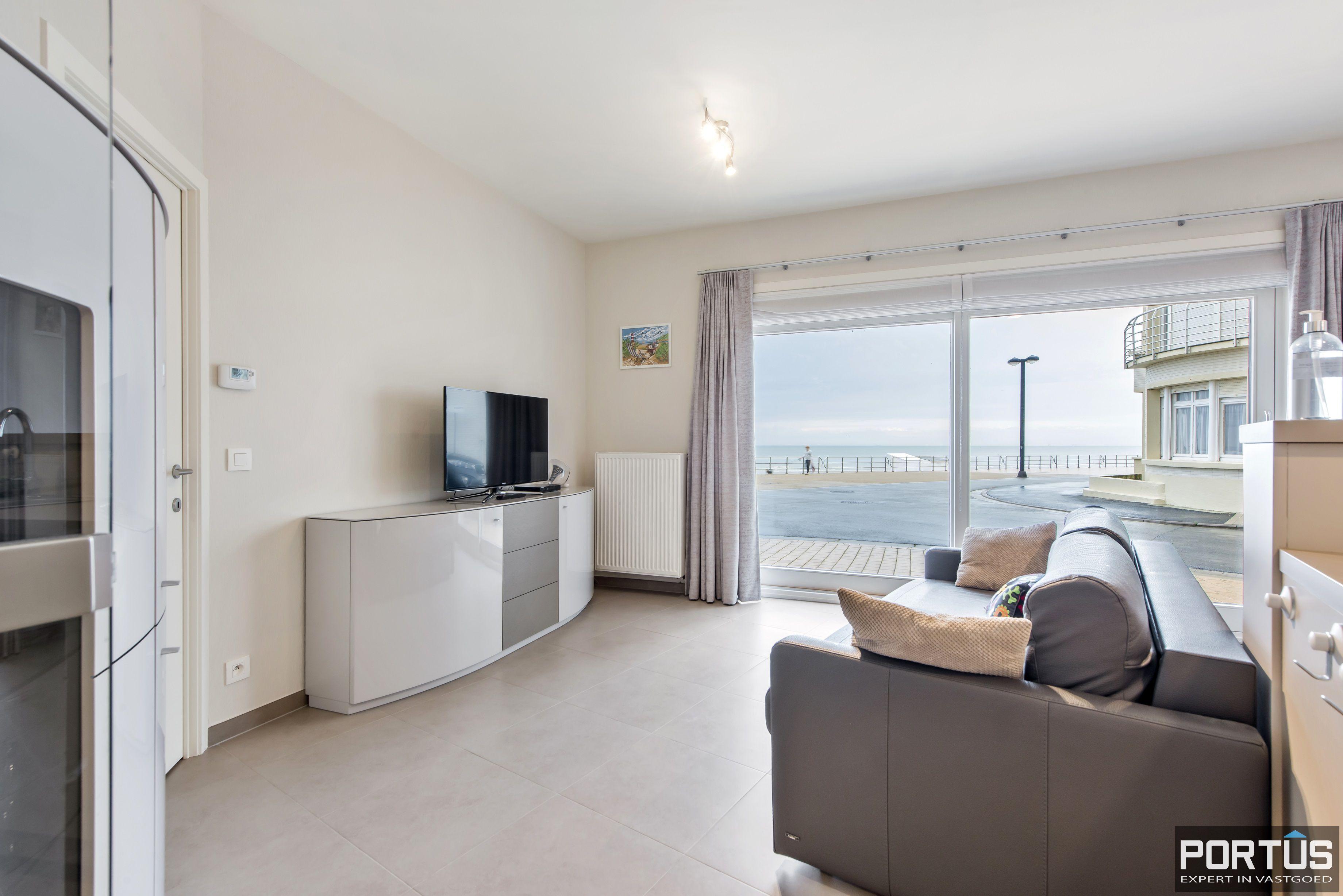 Recent appartement met zeezicht te koop te Westende - 11377