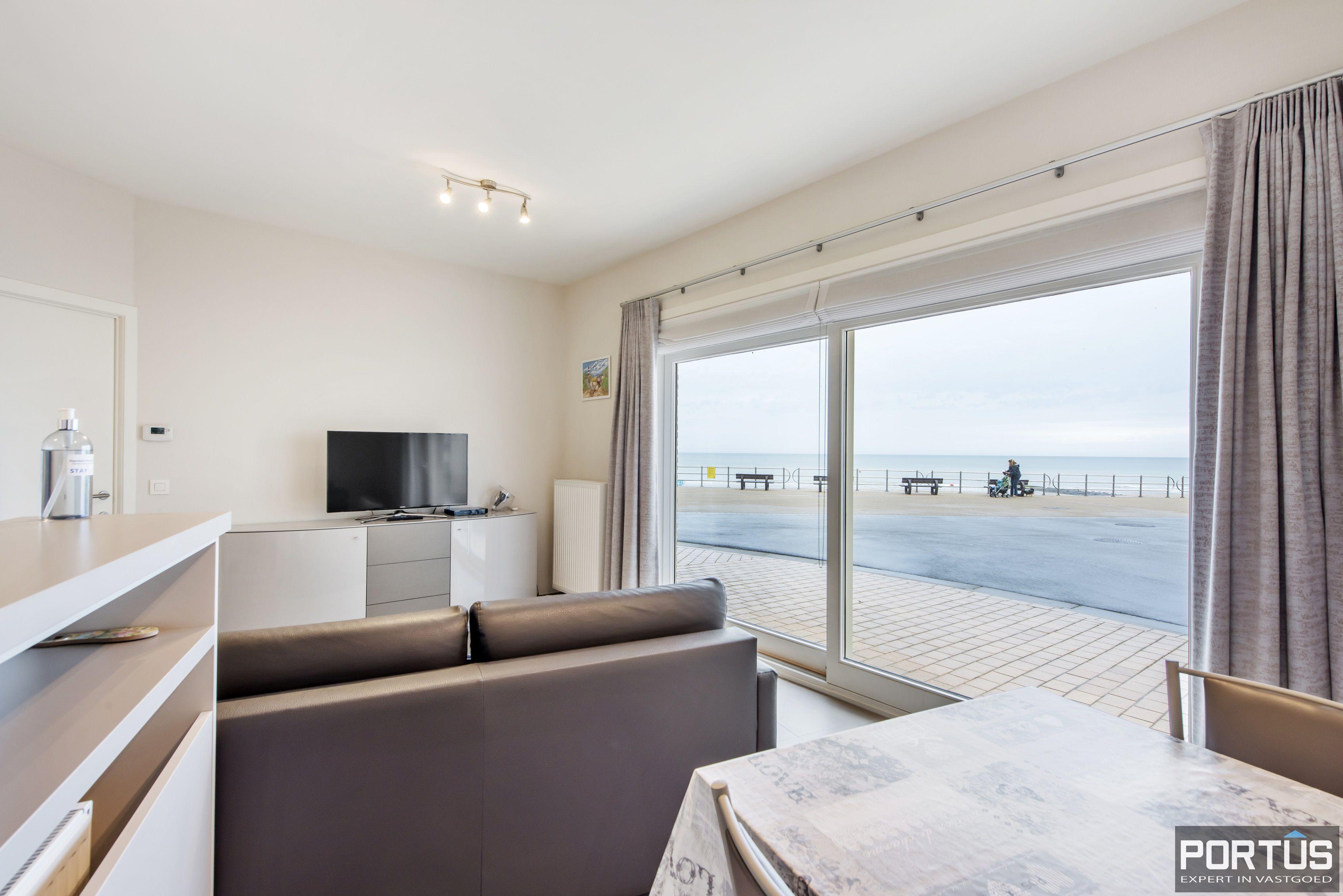 Recent appartement met zeezicht te koop te Westende - 11378