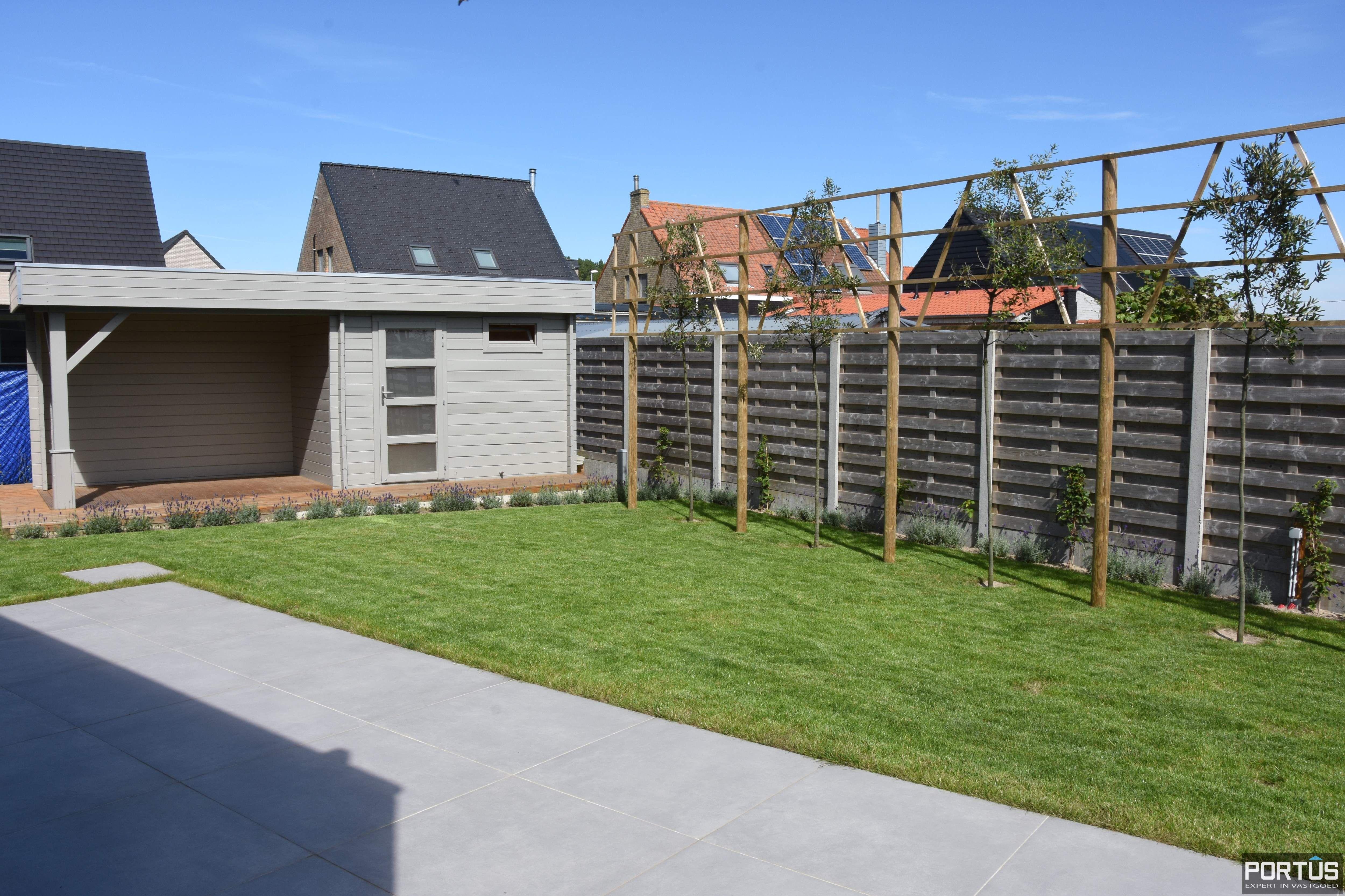 Recente villa te huur met 4 slaapkamers te Westende - 11247