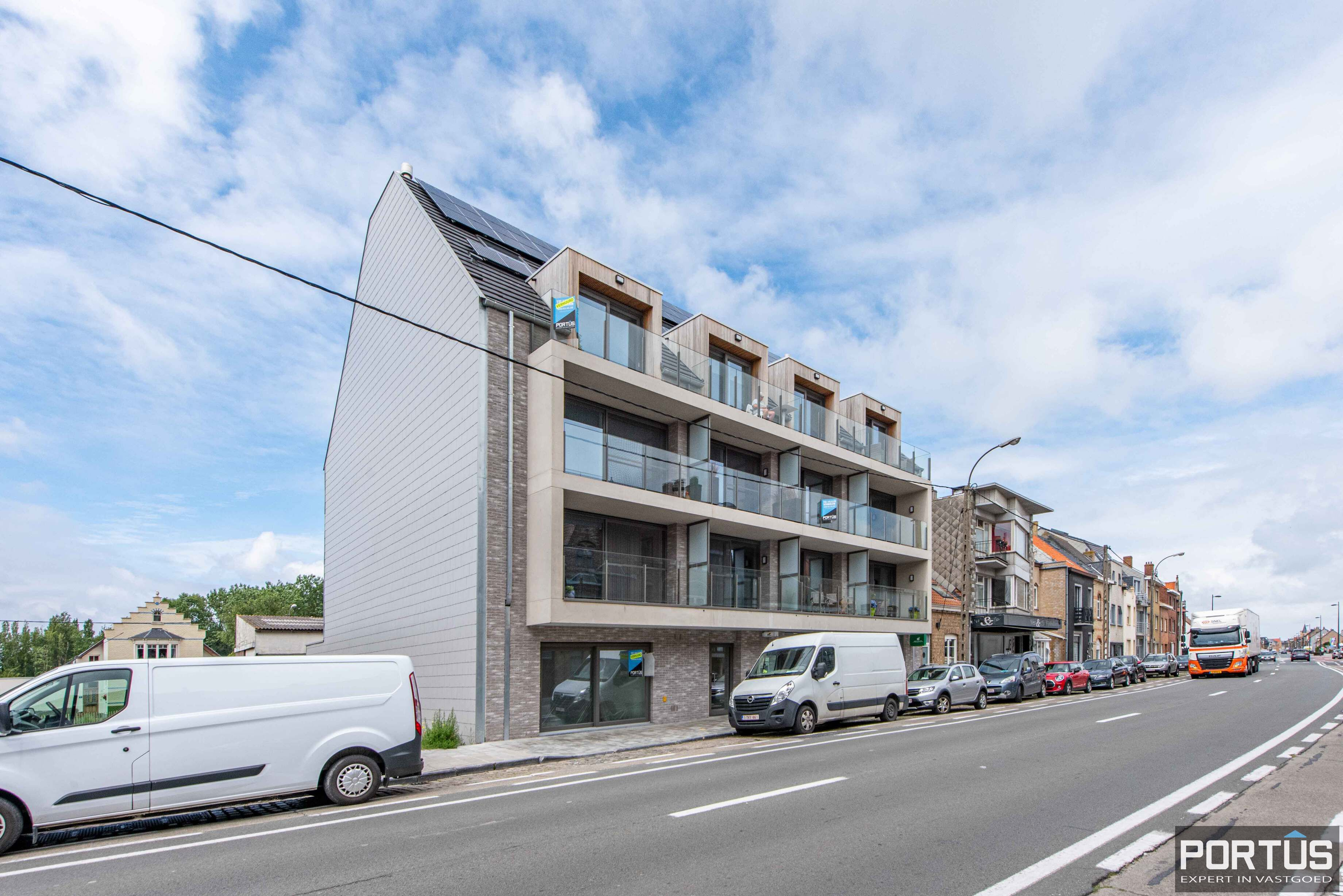 Instapklare duplex te koop te Lombardsijde met 2 slaapkamers - 11272