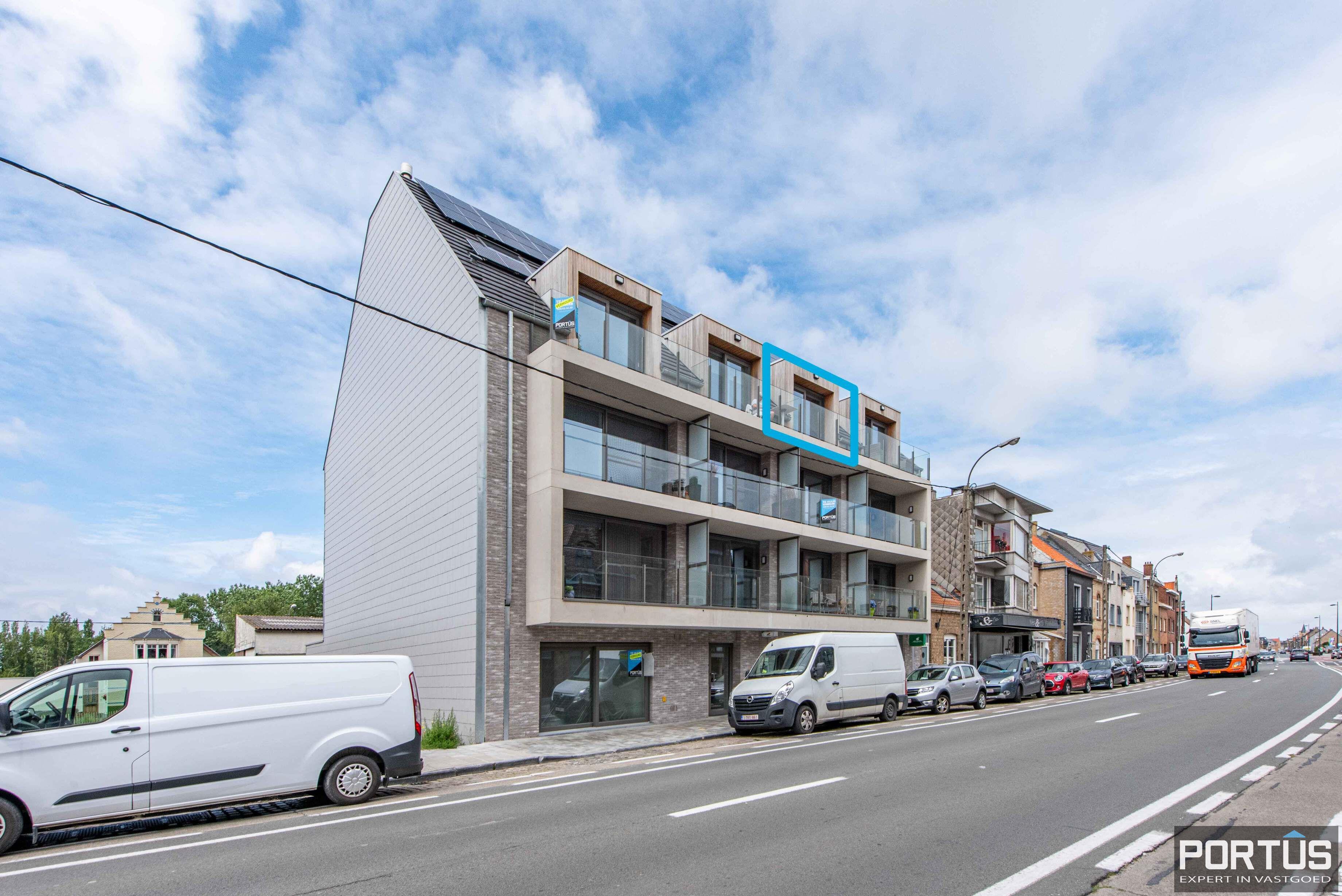Instapklare duplex te koop te Lombardsijde met 2 slaapkamers - 11273