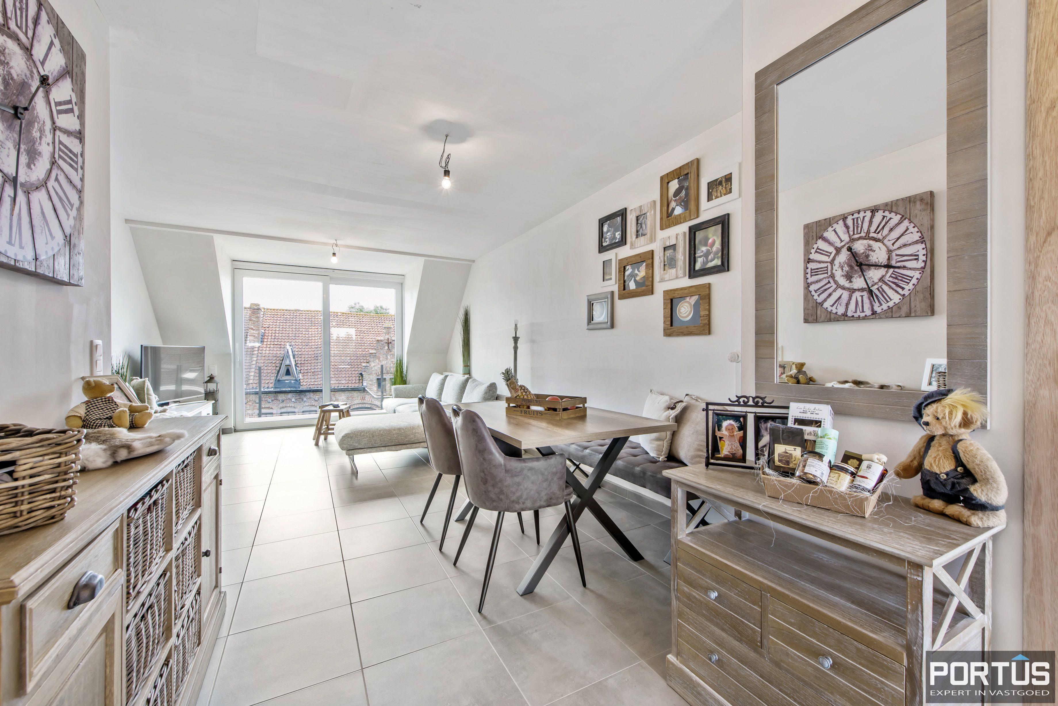 Instapklare duplex te koop te Lombardsijde met 2 slaapkamers - 11274