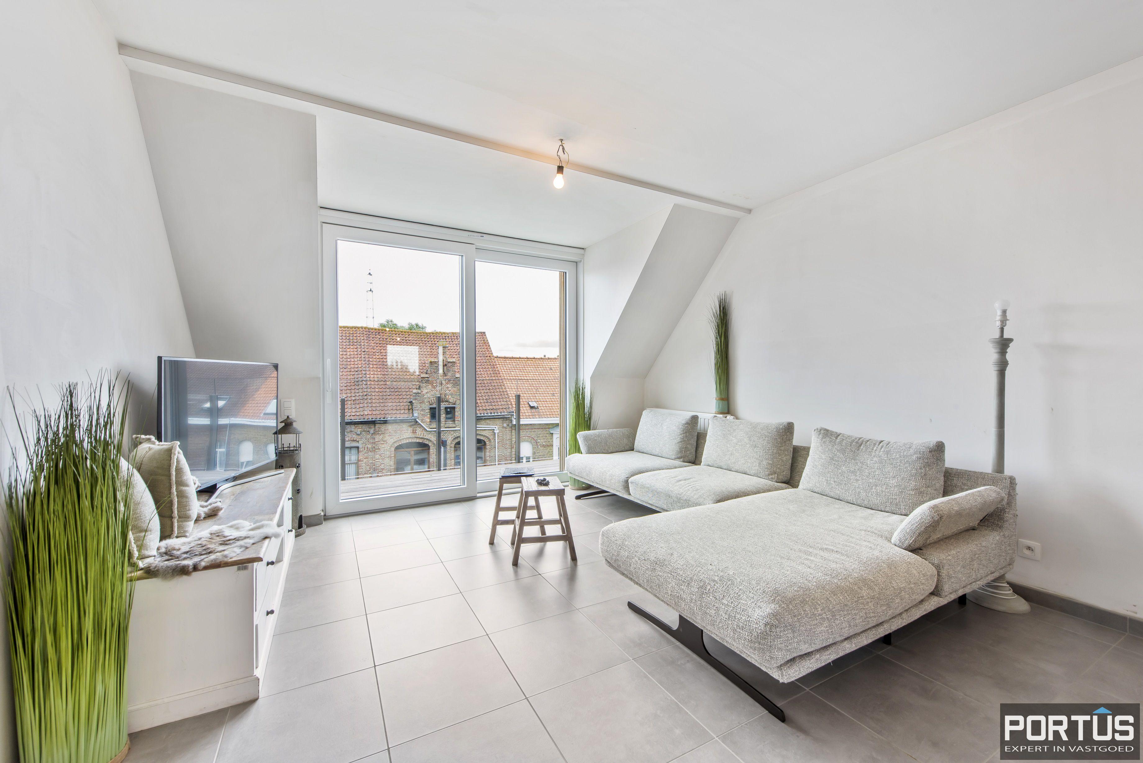 Instapklare duplex te koop te Lombardsijde met 2 slaapkamers - 11275