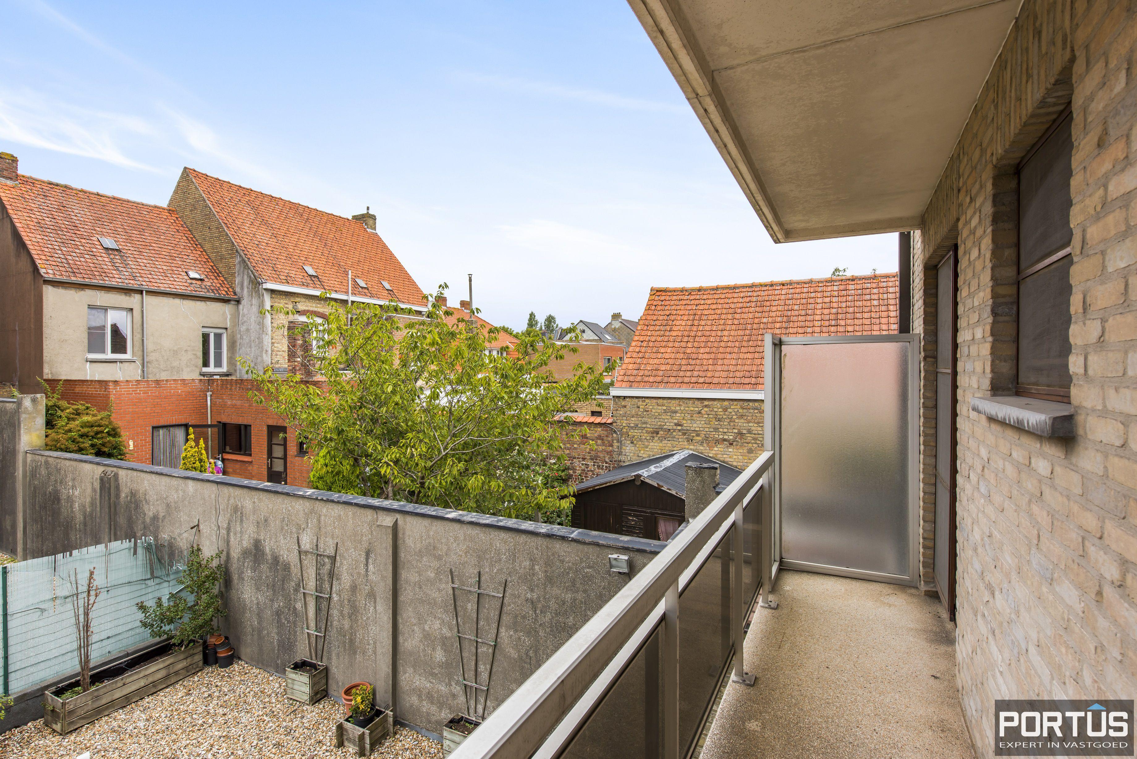 Ruim appartement met 3 slaapkamers te koop te Nieuwpoort-Stad - 11307