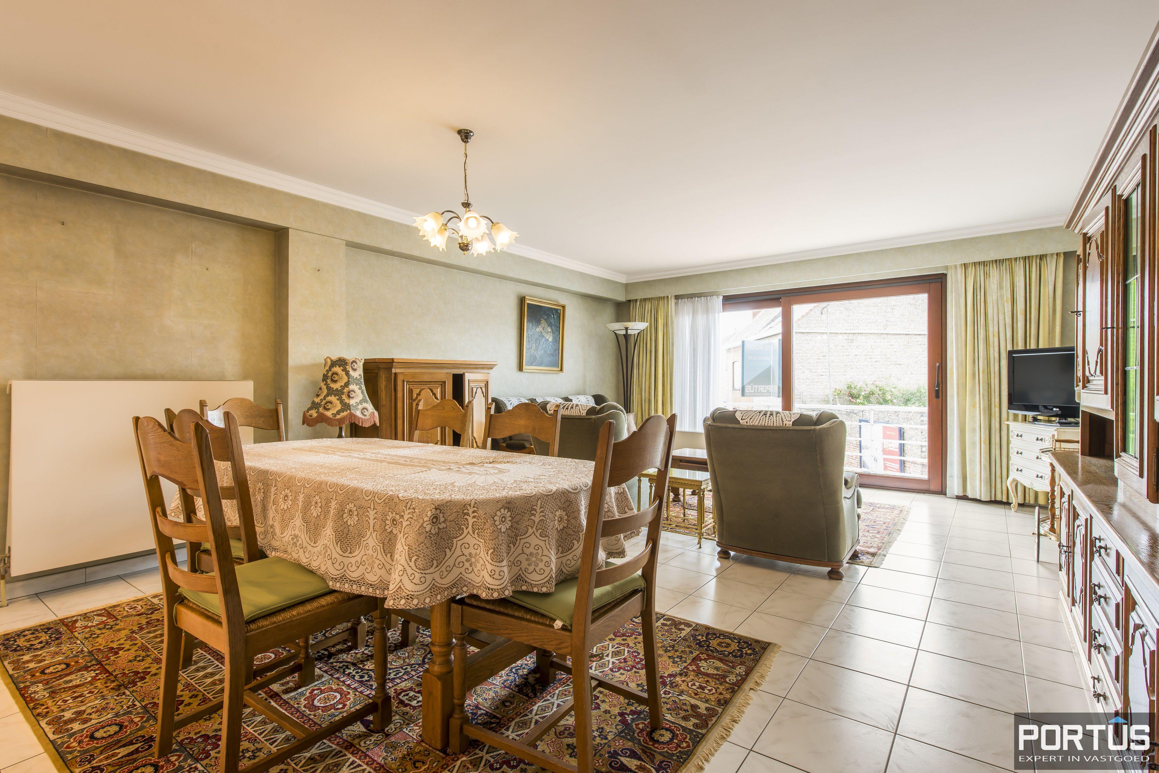 Ruim appartement met 3 slaapkamers te koop te Nieuwpoort-Stad - 11315