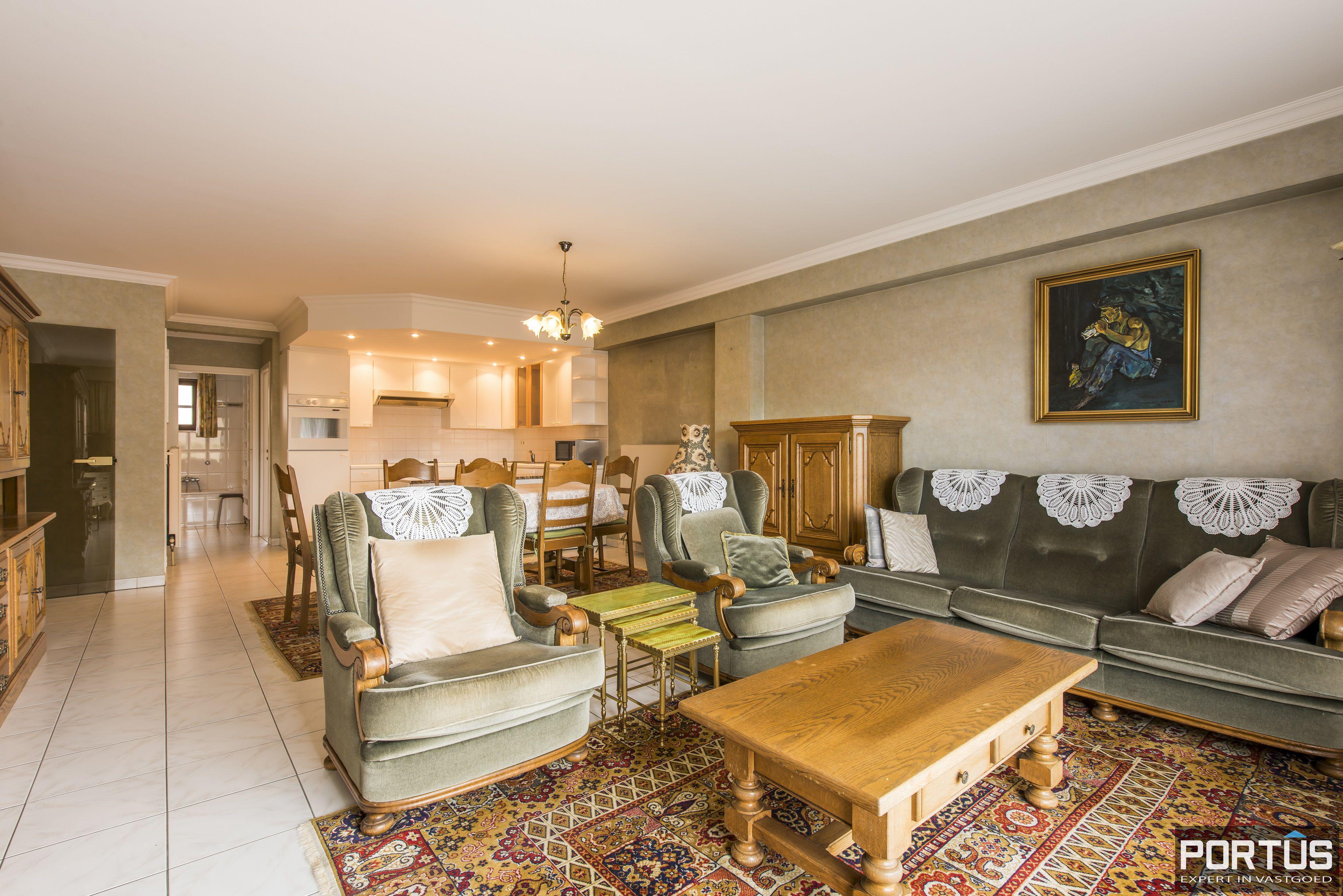 Ruim appartement met 3 slaapkamers te koop te Nieuwpoort-Stad - 11319