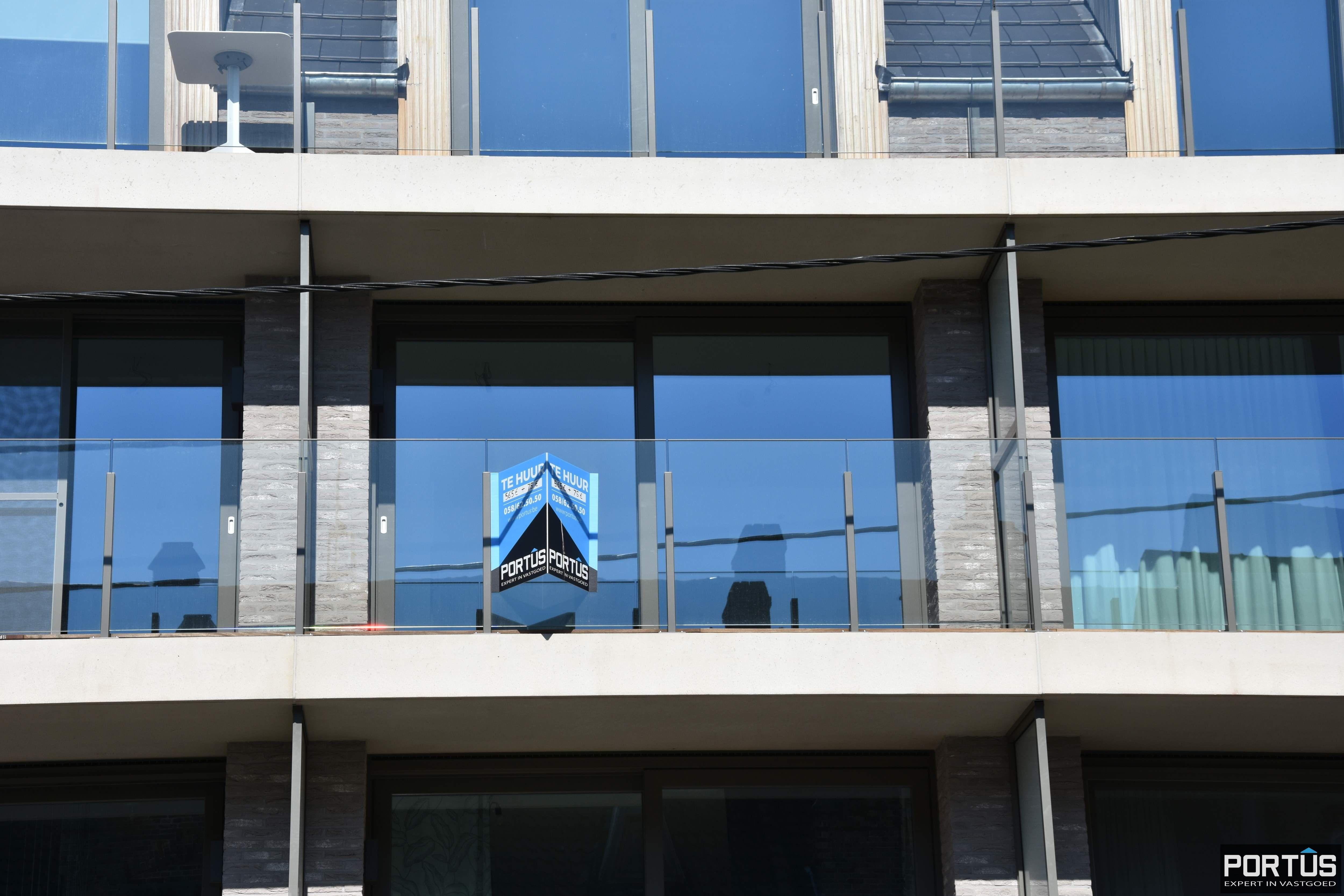 Nieuwbouwappartement met 1 slaapkamer te huur - 11336