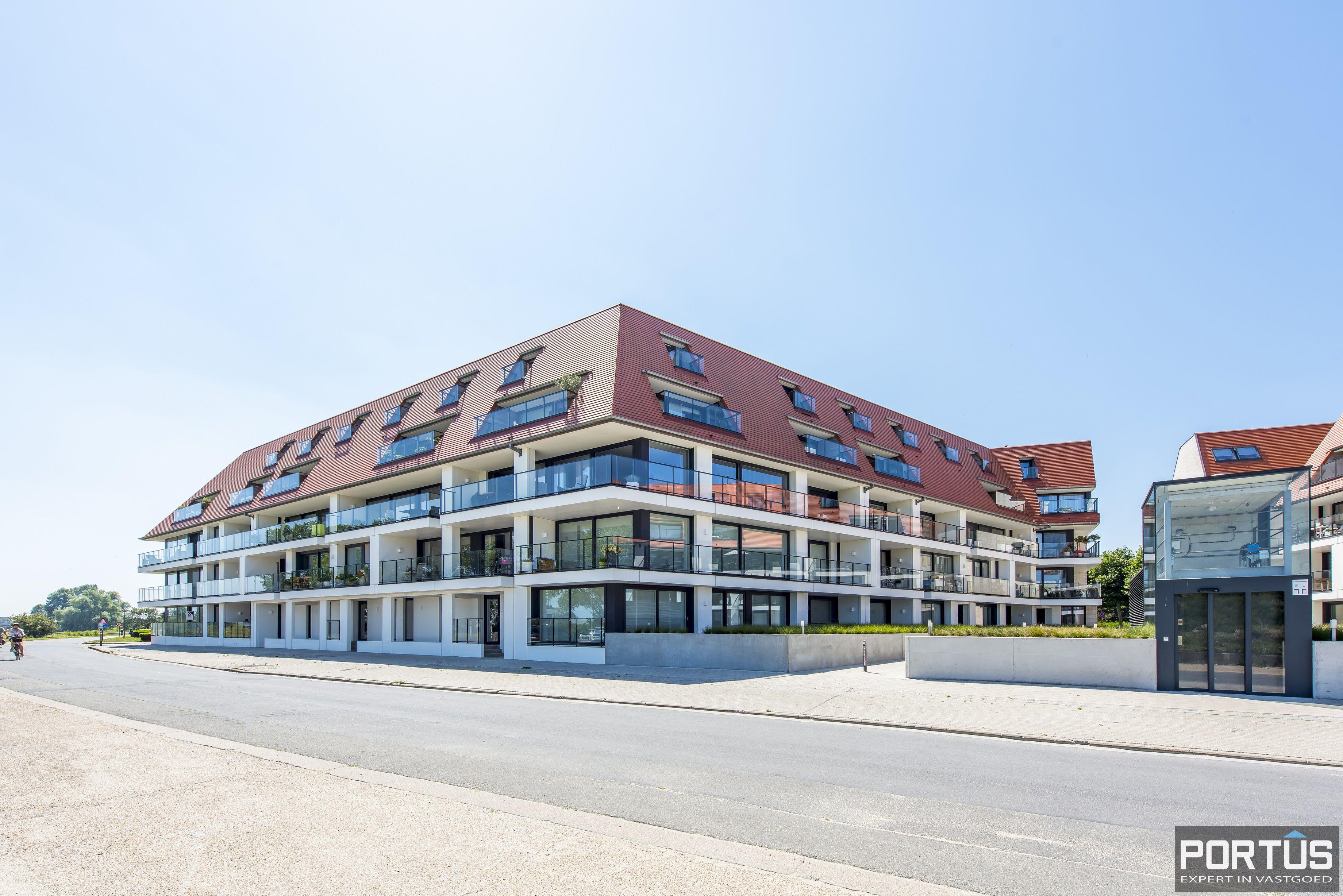 Recent appartement met 2 slaapkamers te koop te Nieuwpoort - 11388