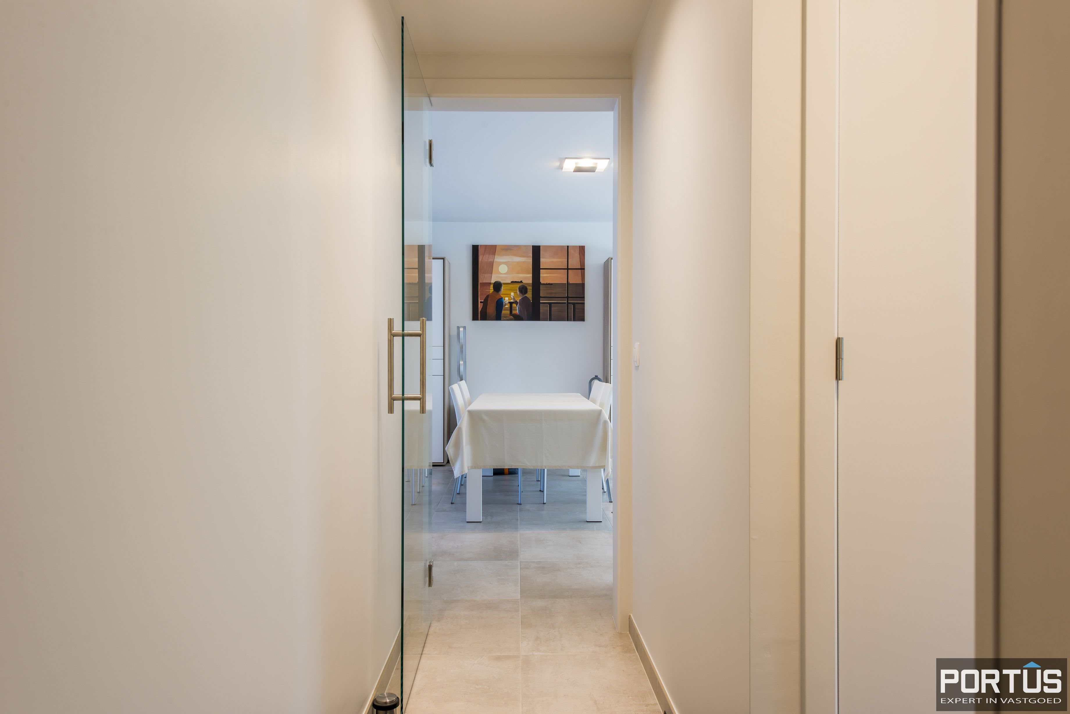 Recent appartement met 2 slaapkamers te koop te Nieuwpoort - 11401