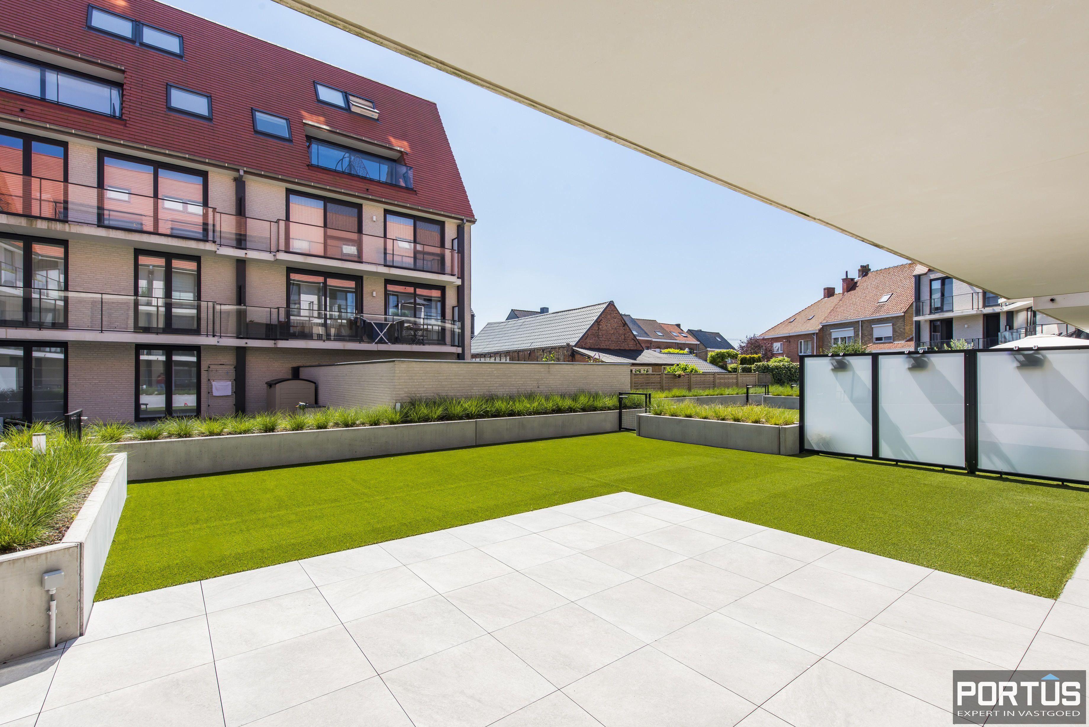 Recent appartement met 2 slaapkamers te koop te Nieuwpoort - 11402