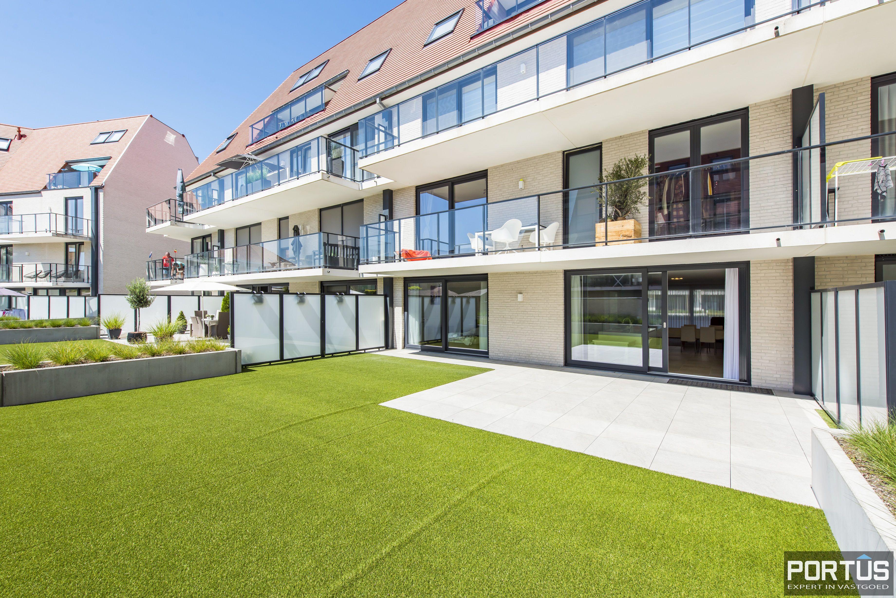 Recent appartement met 2 slaapkamers te koop te Nieuwpoort