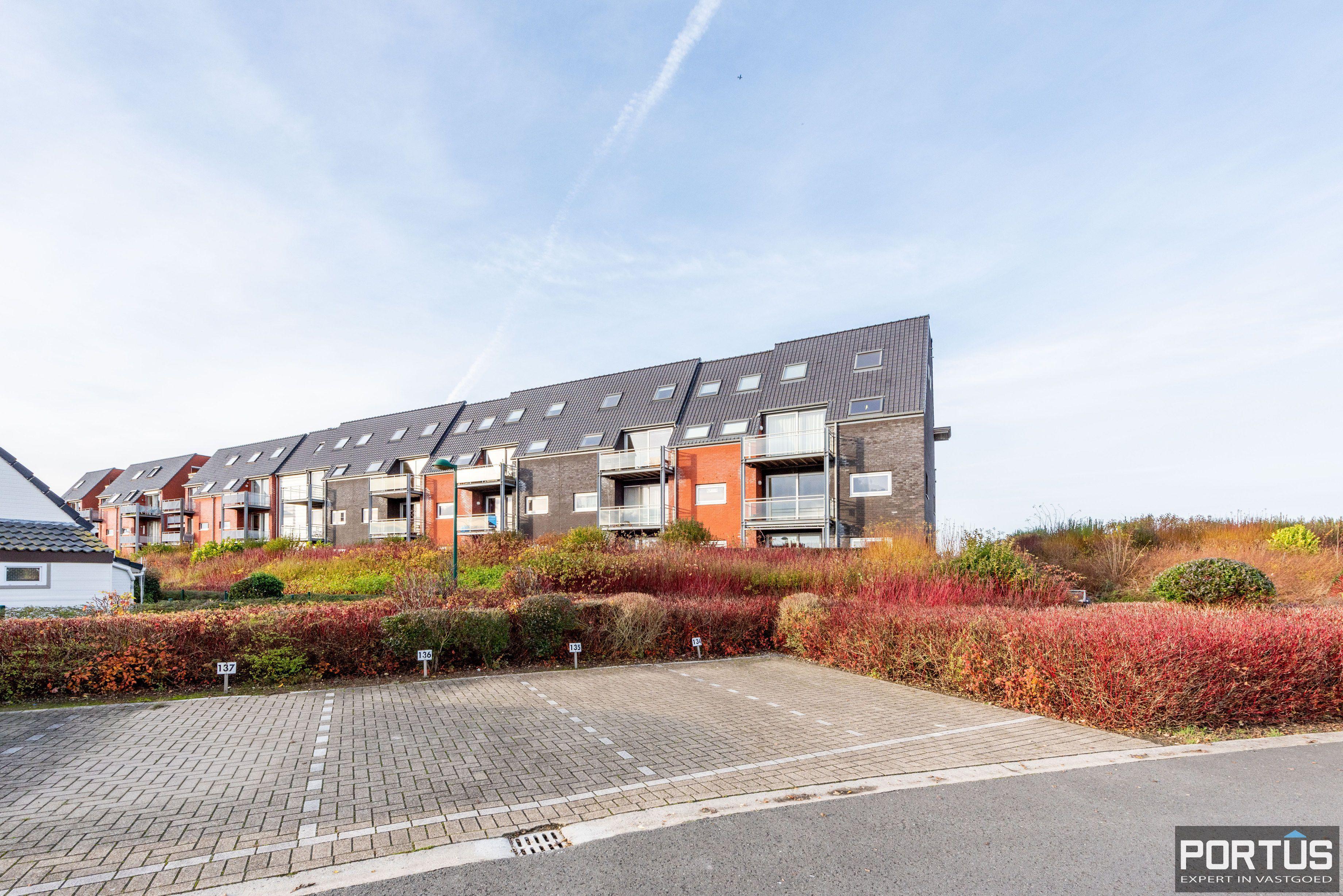 Instapklaar zongericht appartement met 1 slaapkamer te koop te Nieuwpoort - 11446