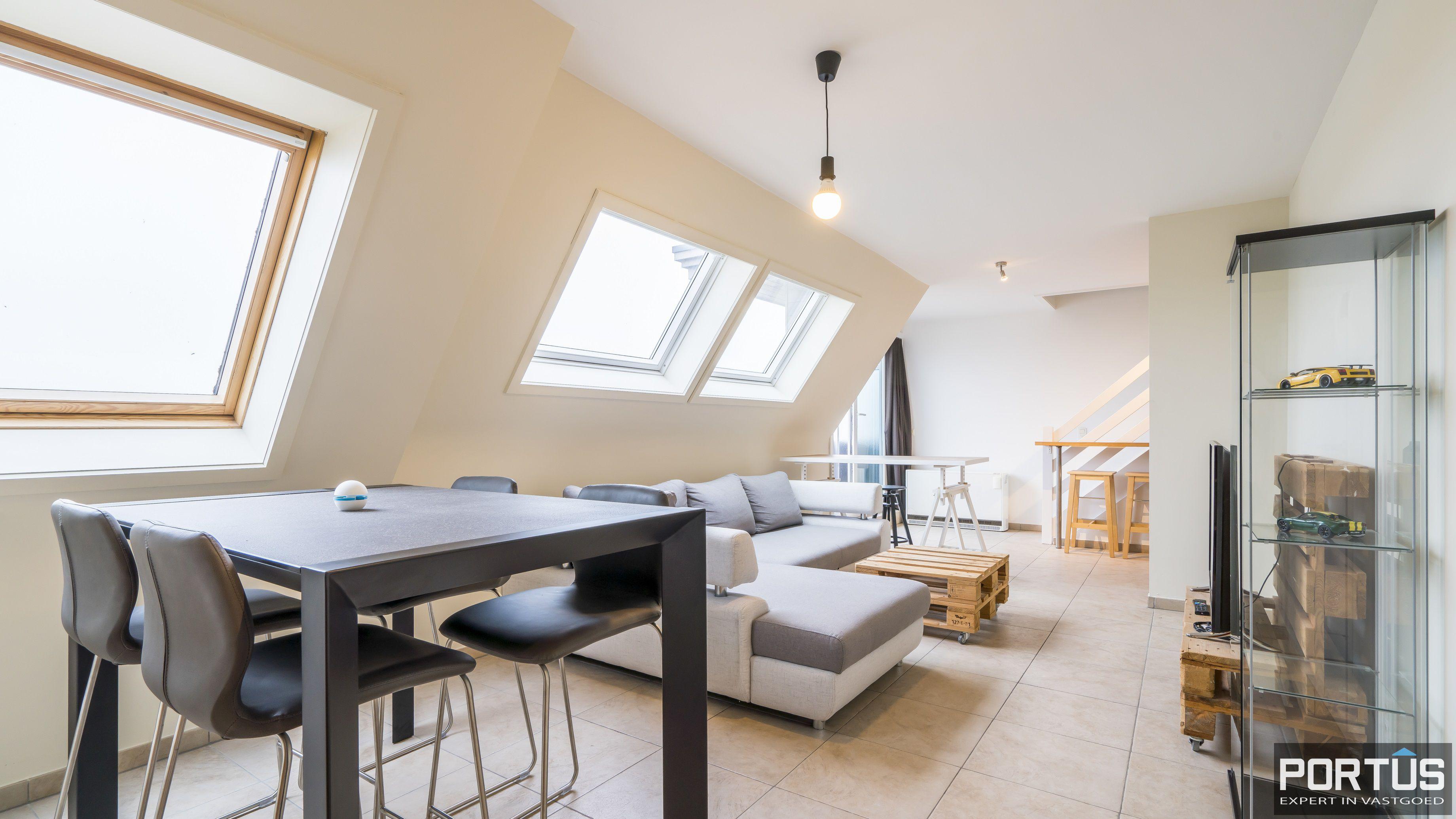 Instapklaar zongericht appartement met 1 slaapkamer te koop te Nieuwpoort - 11462