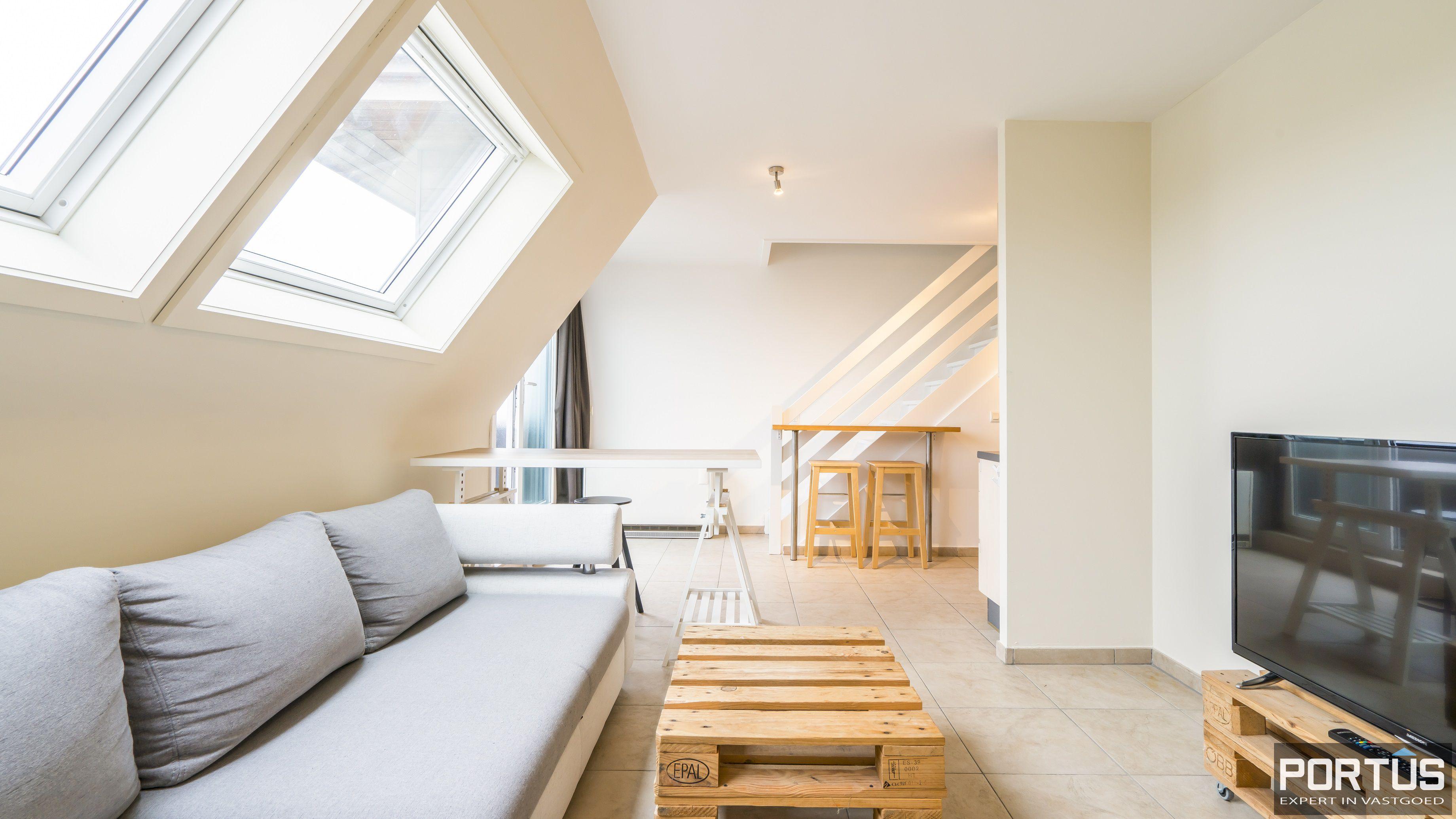 Instapklaar zongericht appartement met 1 slaapkamer te koop te Nieuwpoort - 11463
