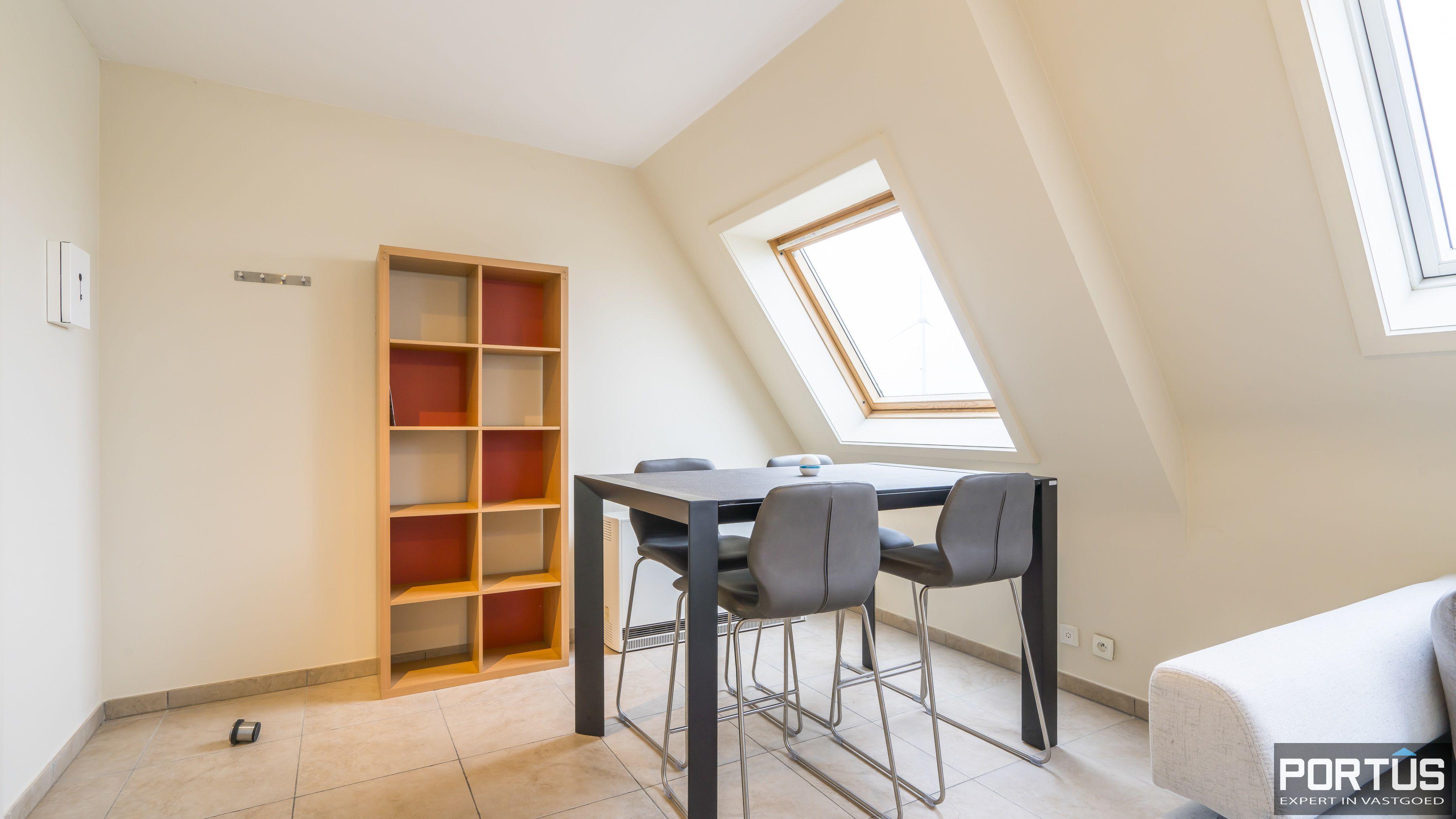 Instapklaar zongericht appartement met 1 slaapkamer te koop te Nieuwpoort - 11464