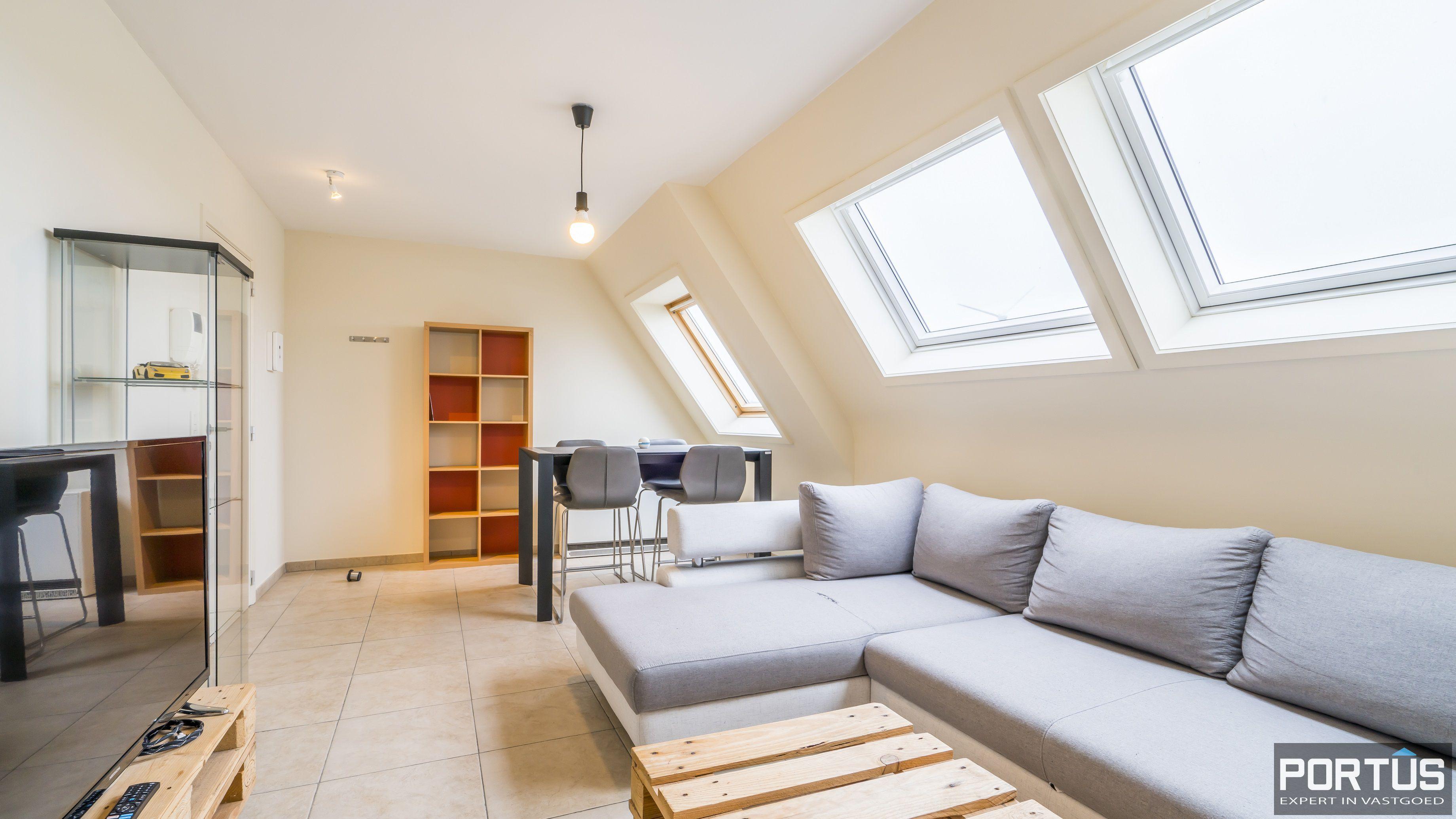 Instapklaar zongericht appartement met 1 slaapkamer te koop te Nieuwpoort - 11465