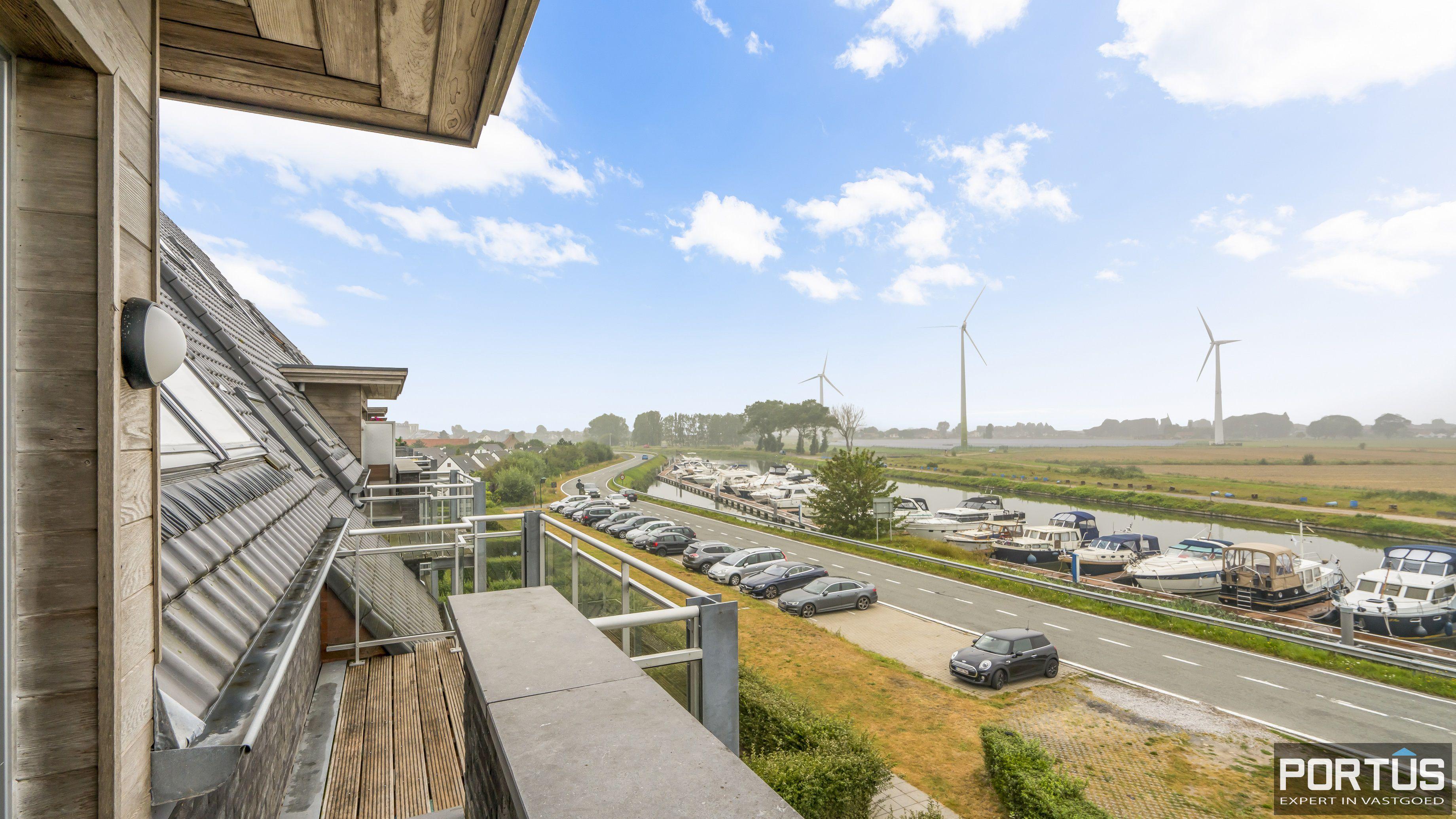 Instapklaar zongericht appartement met 1 slaapkamer te koop te Nieuwpoort - 11471