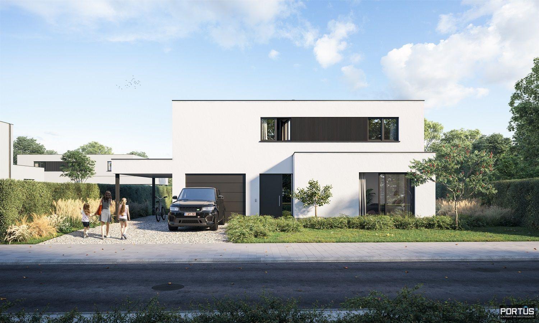 Energiezuinige nieuwbouwvilla te koop met 5 slaapkamers - 11528