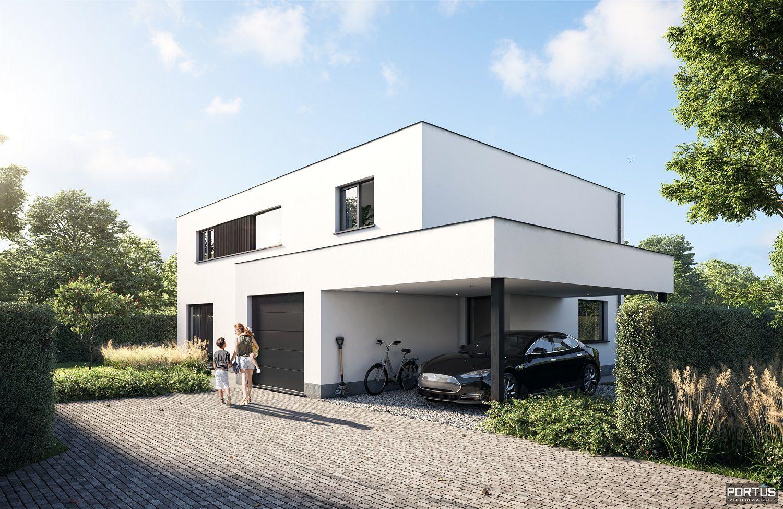 Energiezuinige nieuwbouwvilla te koop met 5 slaapkamers