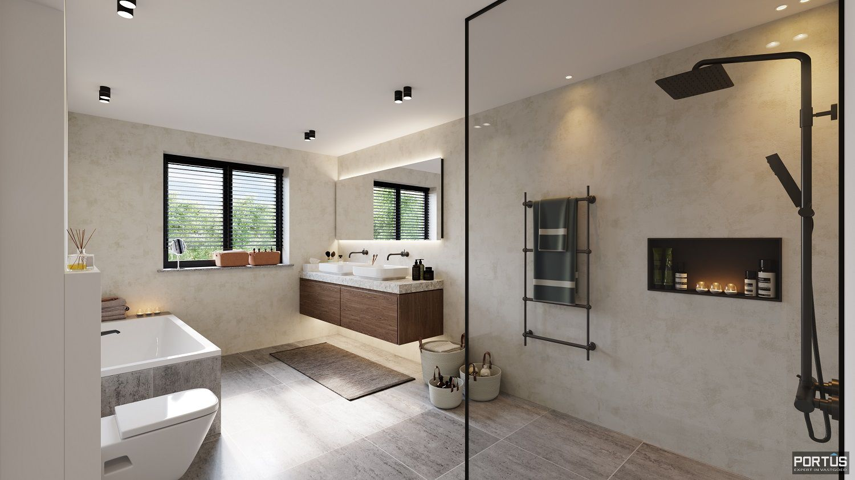 Energiezuinige nieuwbouwvilla te koop met 4 slaapkamers - 11538