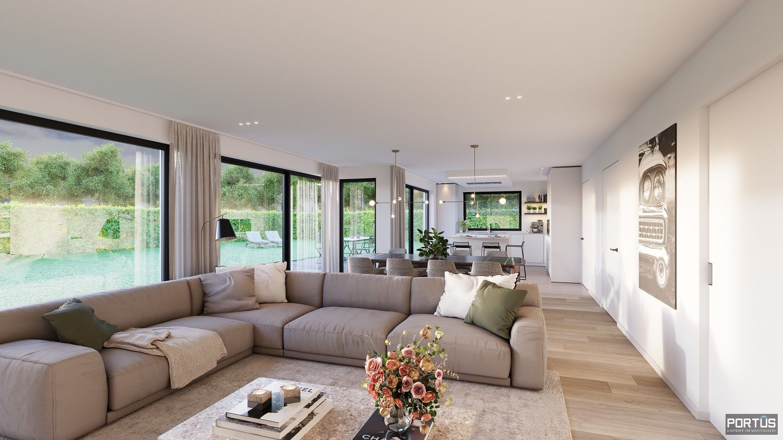 Energiezuinige nieuwbouwvilla te koop met 4 slaapkamers - 11539