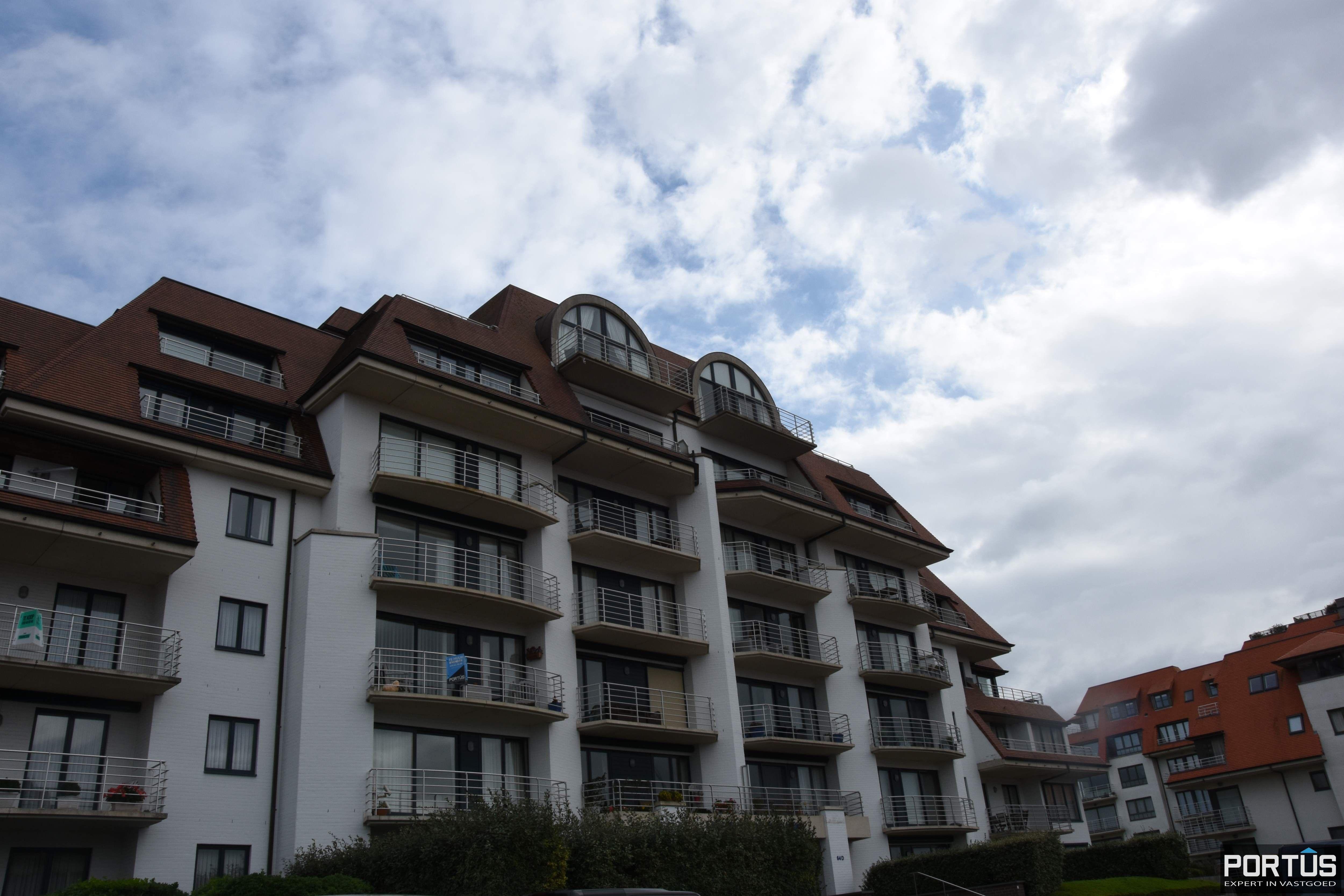 Appartement te huur met 1 slaapkamer te Nieuwpoort - 11655