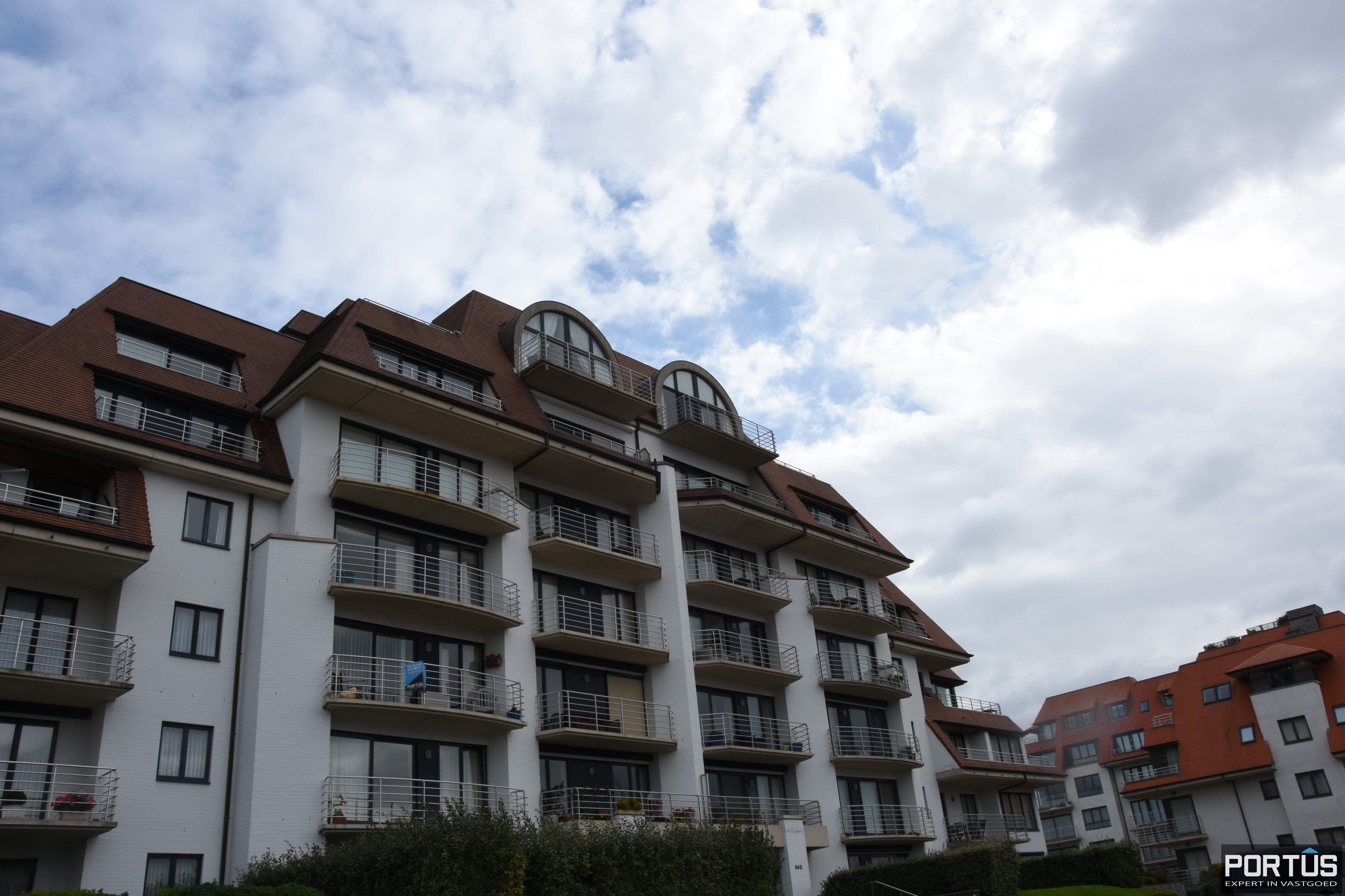 Appartement te huur met 1 slaapkamer te Nieuwpoort - 11656