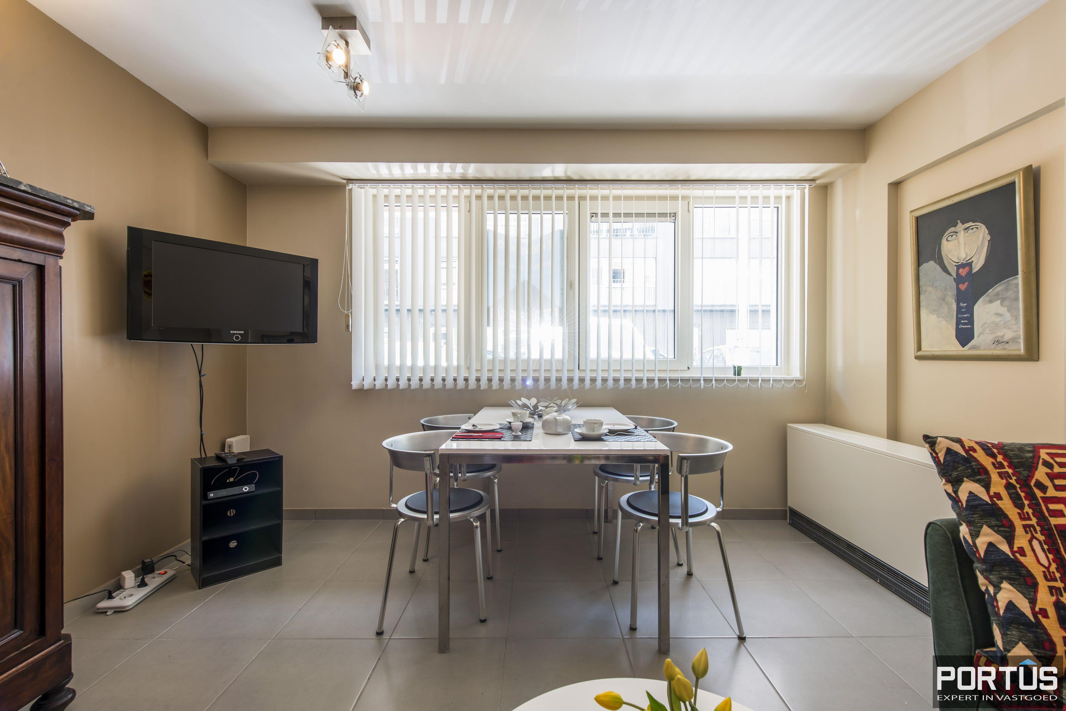 Instapklaar gelijkvloers appartement met 2 slaapkamers te huur te Nieuwpoort  - 11734