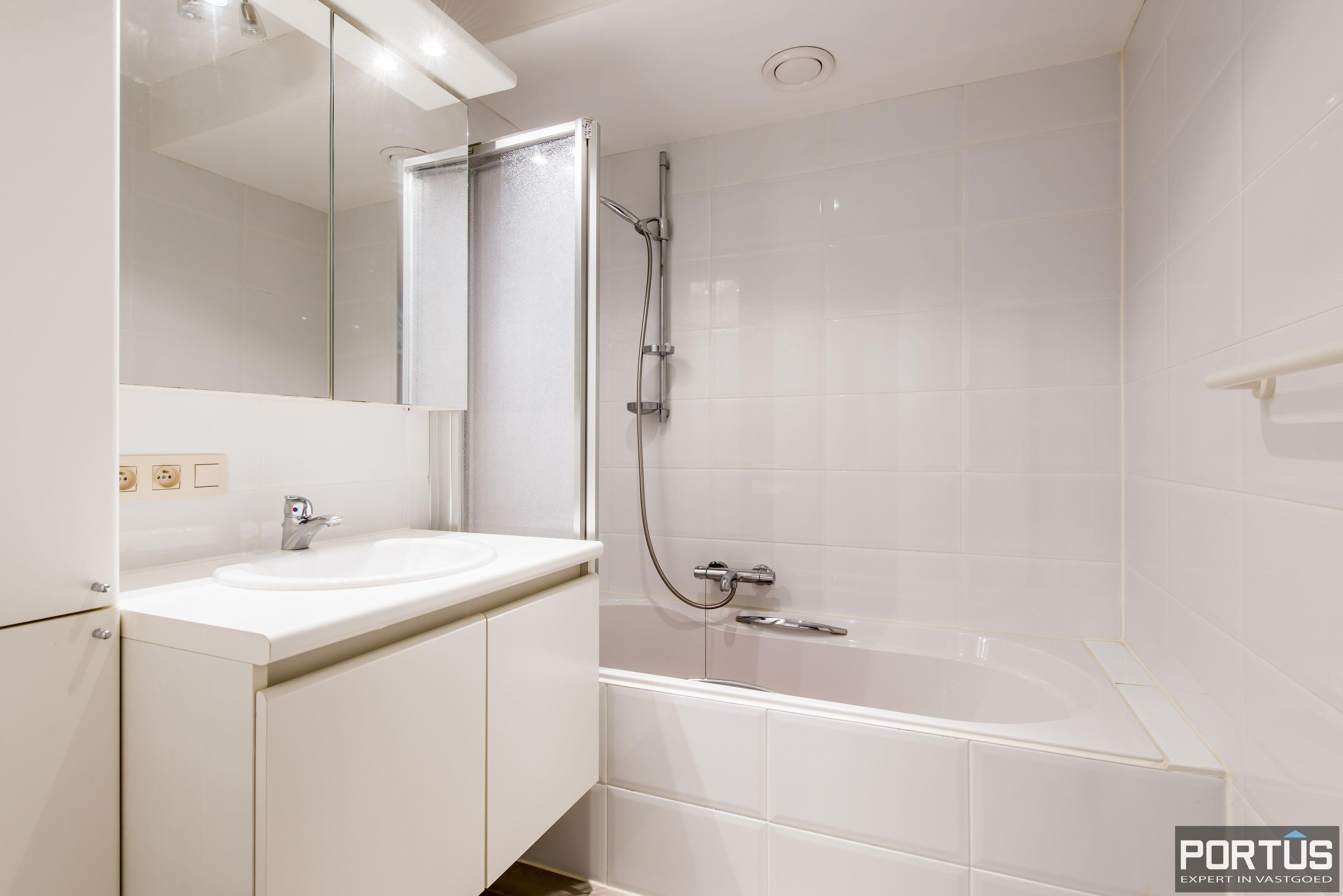 Instapklaar gelijkvloers appartement met 2 slaapkamers te huur te Nieuwpoort  - 11737
